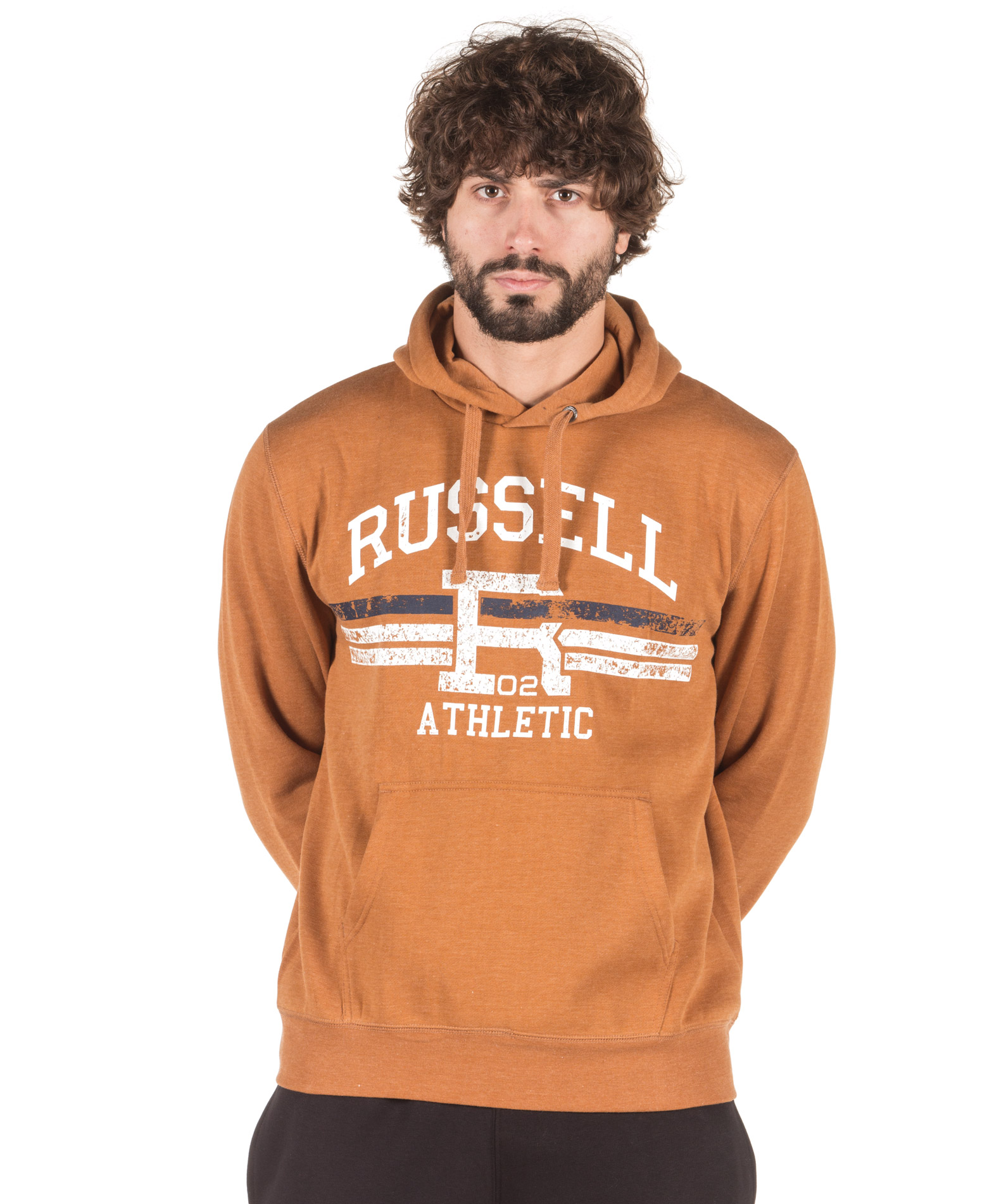 Russell Athletic A8-075-2-566 Μουσταρδί