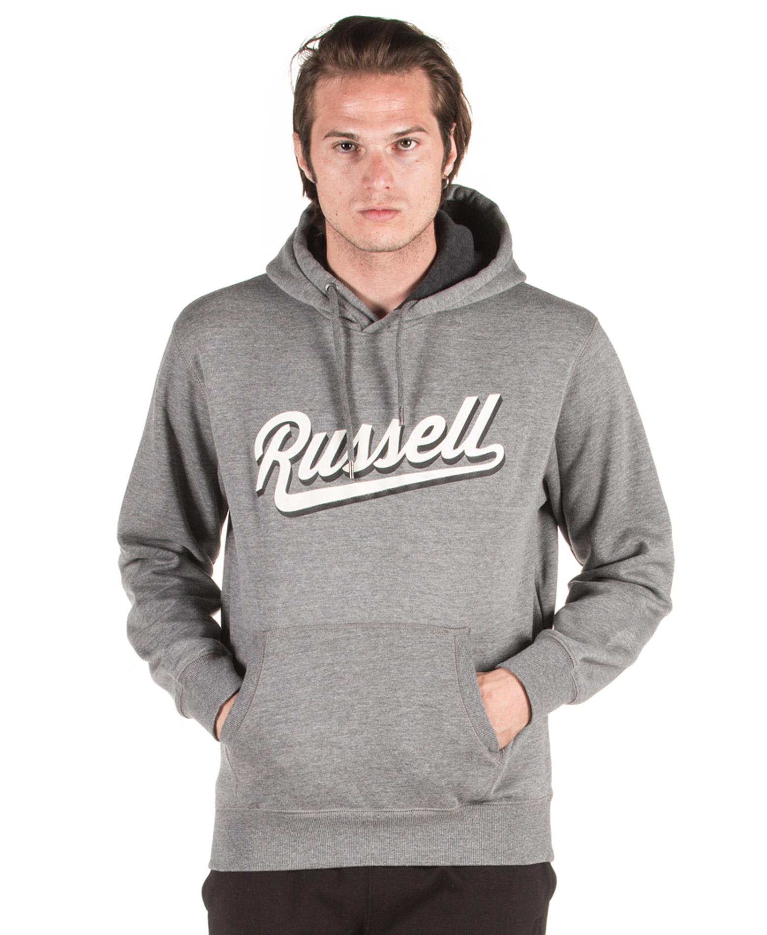Russell Athletic A8-036-2-090 Γκρί