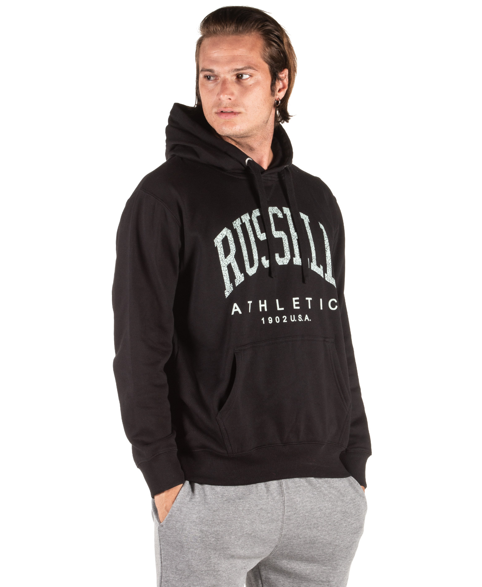 Russell Athletic A9-014-2-099 Μαύρο