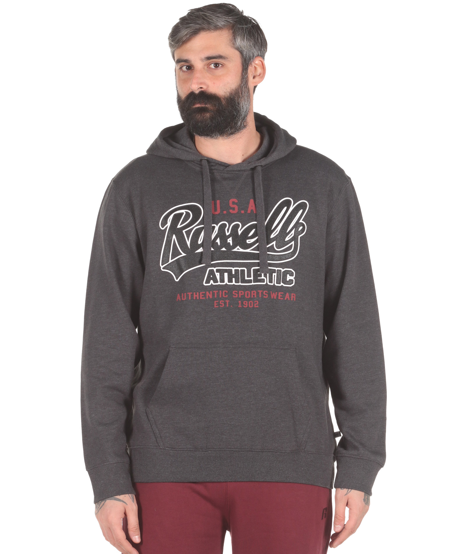 Russell Athletic A9-021-2-098 Ανθρακί