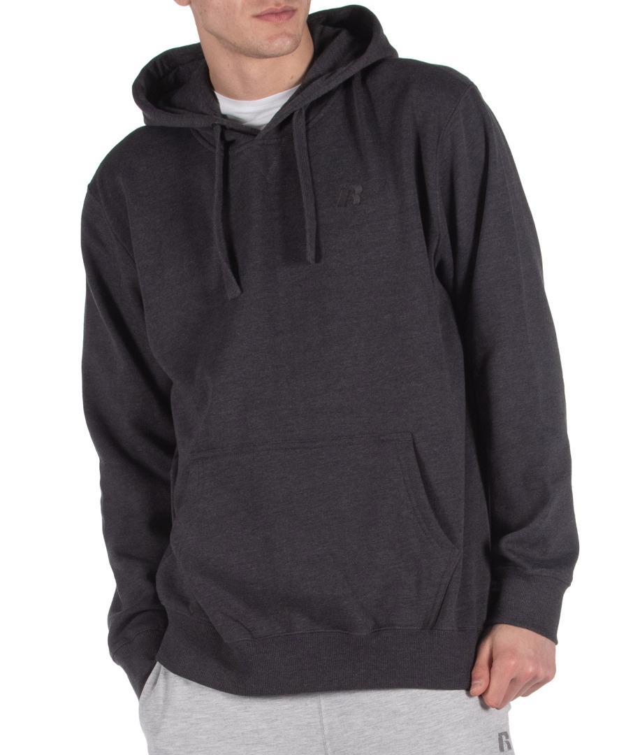 Russell Athletic MEN'S HOODIE A9-004-2-098 Ανθρακί