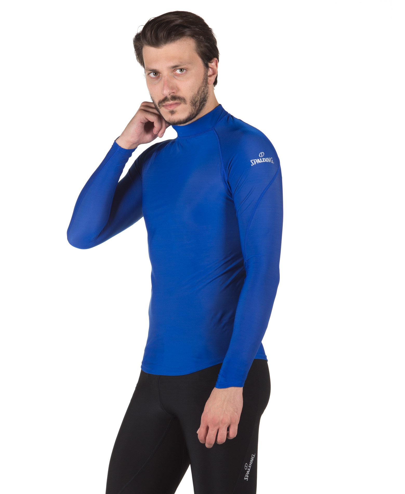SPALDING MENS RESPONSE LS BASE LAYER 0SB002-RL Ρουά