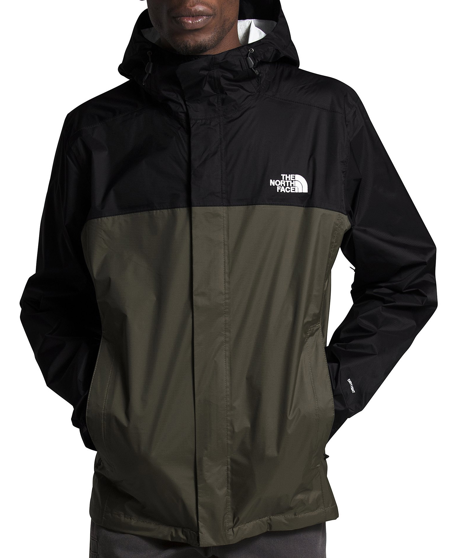 THE NORTH FACE M VENTURE 2 JACKET TNF NF0A2VD3TY1-TY1 Μαύρο