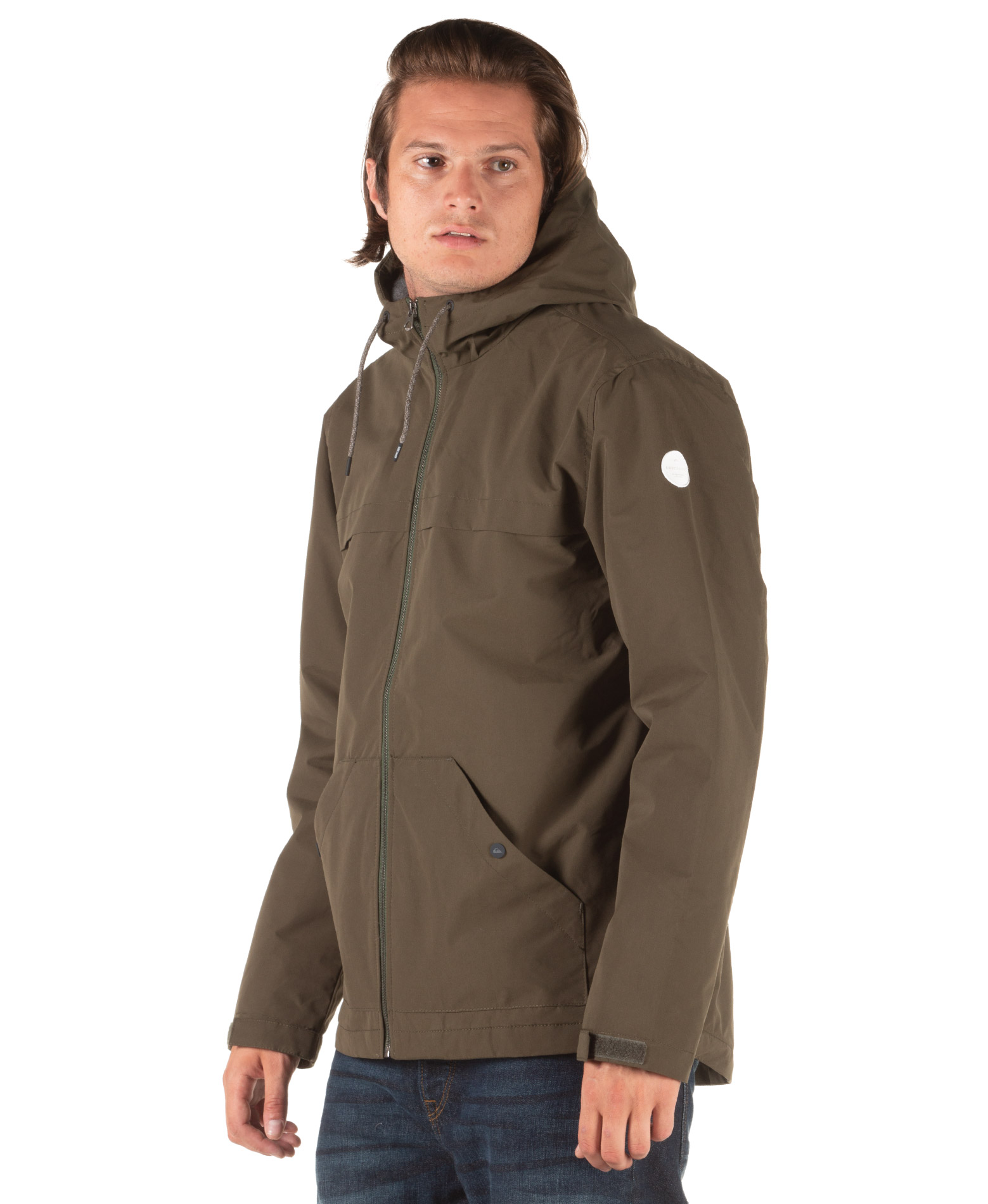 QUIKSILVER WAITING PERIOD EQYJK03513-CZC0 Χακί