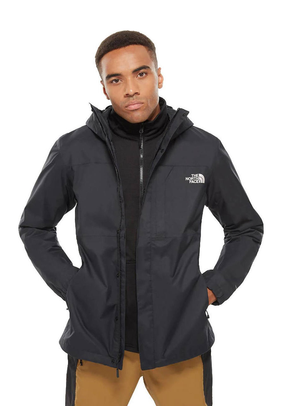THE NORTH FACE M QUEST TRICLIMATE JACKET NFA3YFHJK3-JK3 Μαύρο