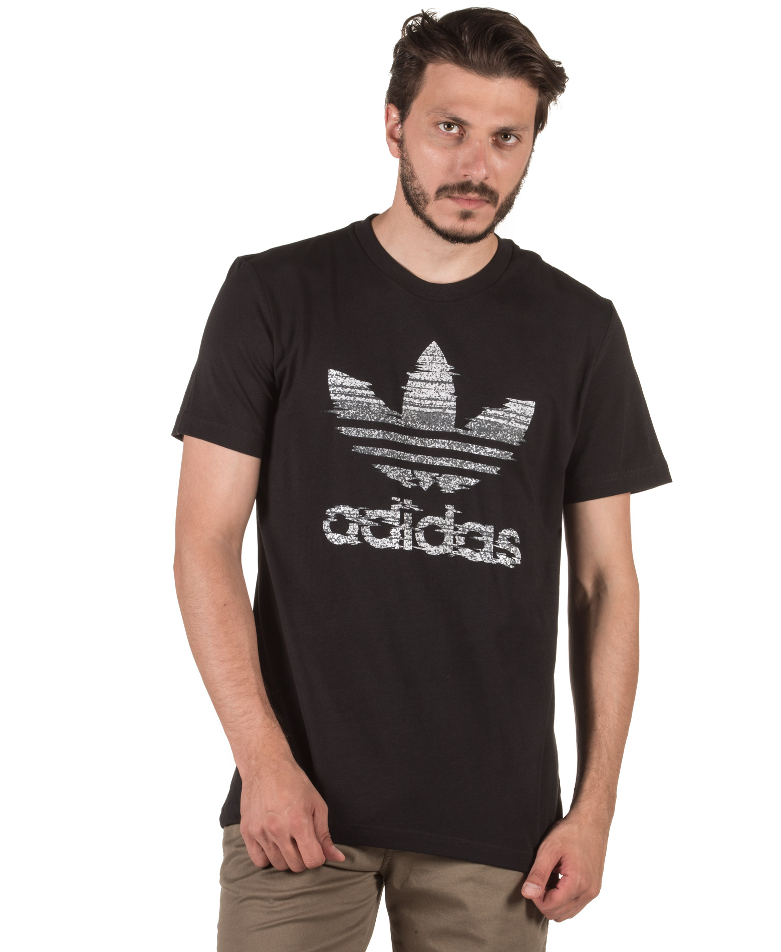 adidas Originals TRACTION TREFOIL CE2240 Μαύρο