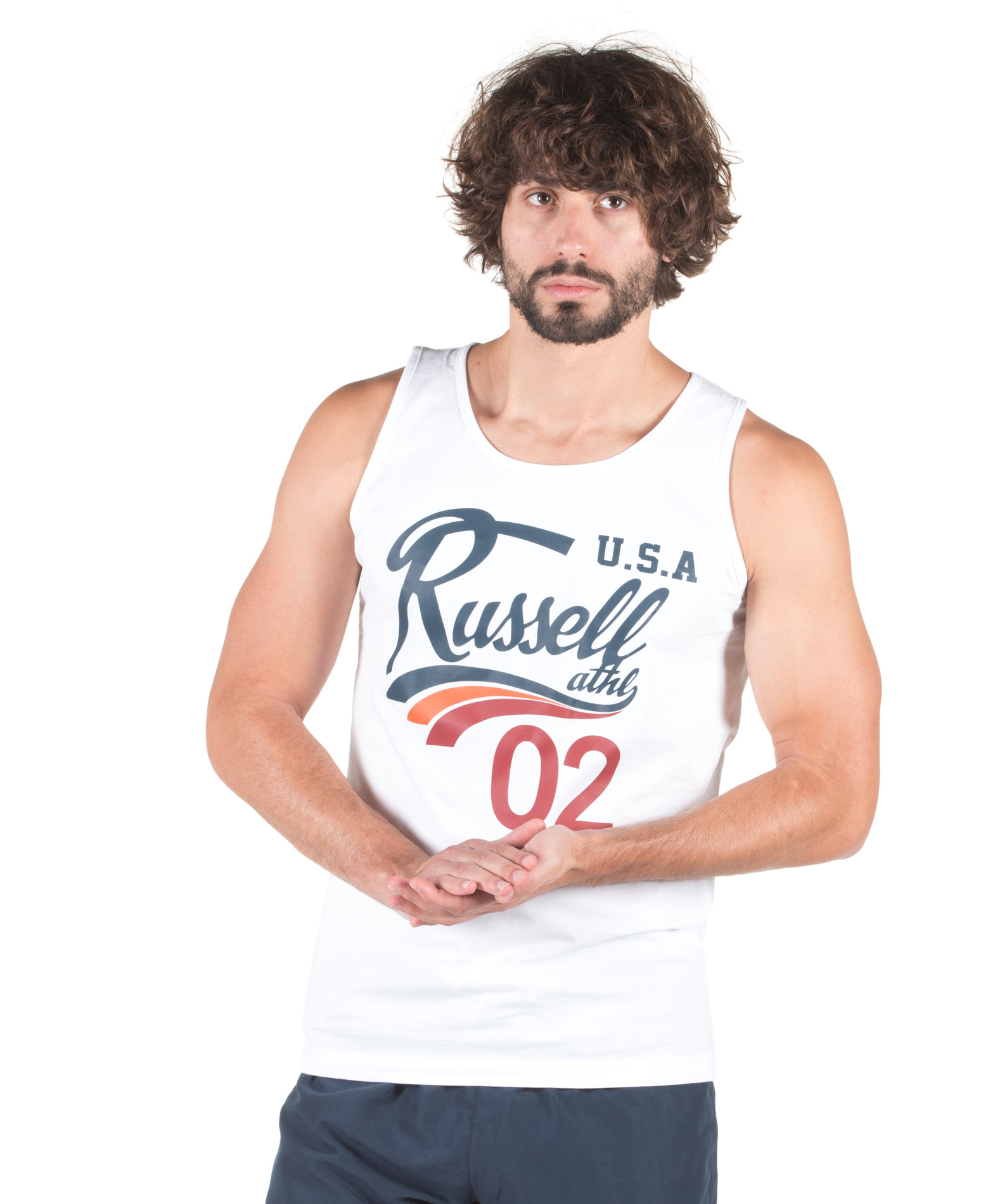 RUSSELL A7-034-1-001 Λευκό