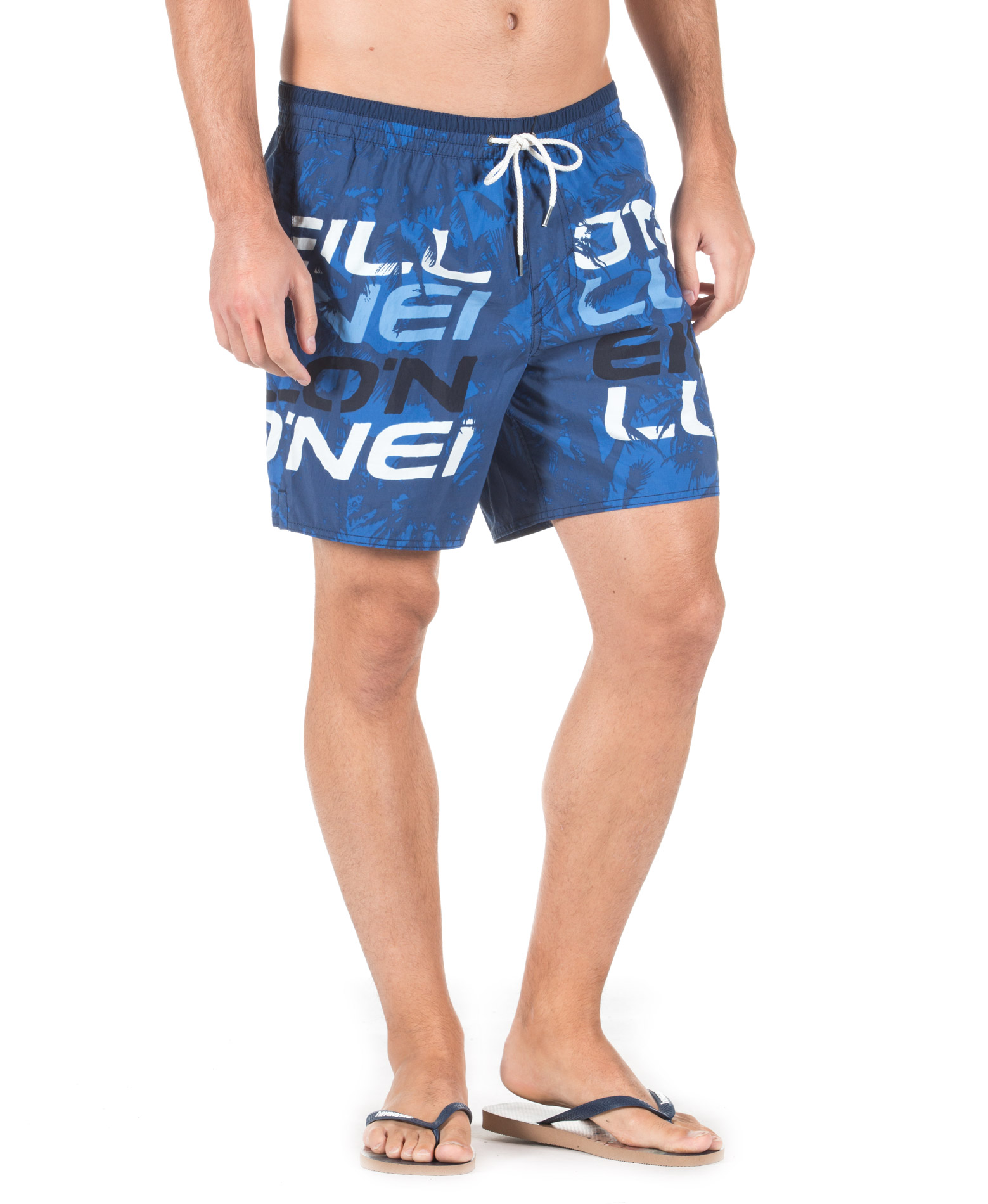 O'NEILL STACKED SWIM SHORT 8A3205-5900 Μπλε