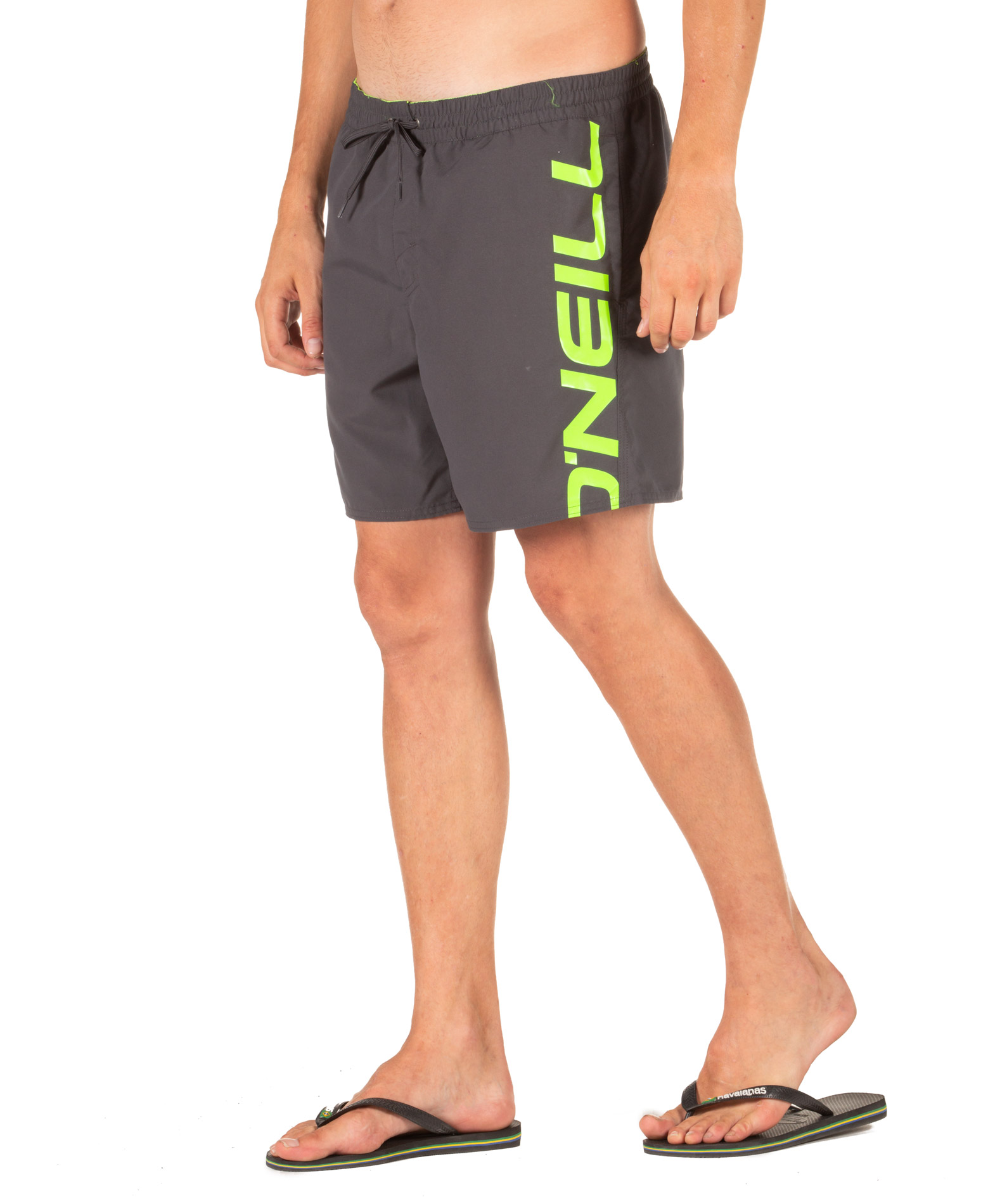 O'NEILL PM CALI SHORTS 9A3226-8026 Ανθρακί