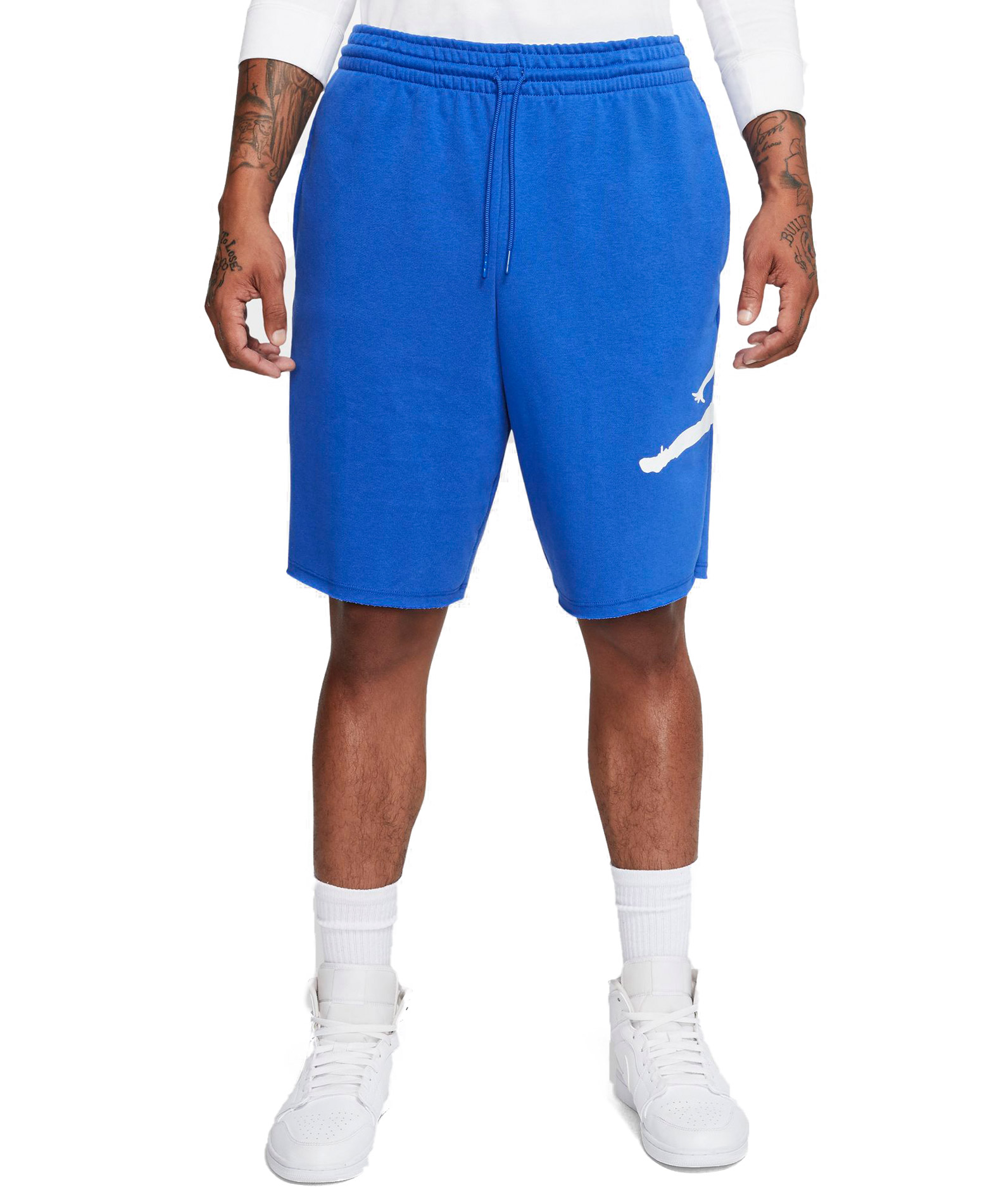 JORDAN JUMPMAN AIR FLEECE SHORT AQ3115-480 Ρουά