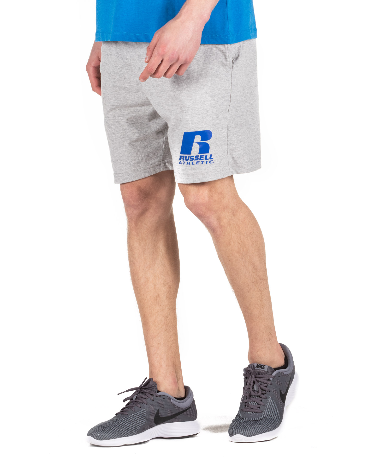 Russell Athletic MEN'S SHORTS A9-039-1-091 Γκρί