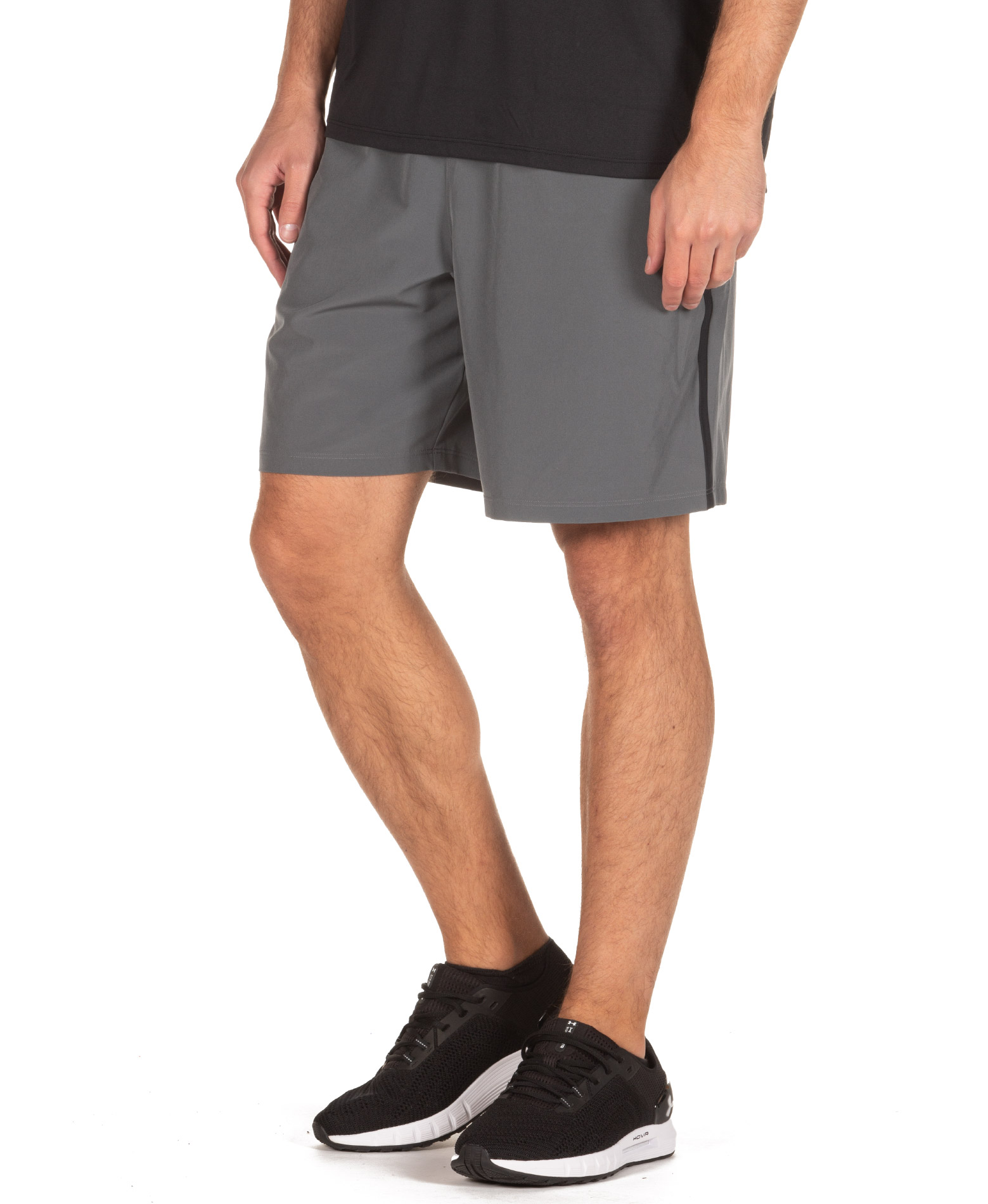 UNDER ARMOUR QUALIFIER WG PERF SHORT 1327676-012 Γκρί