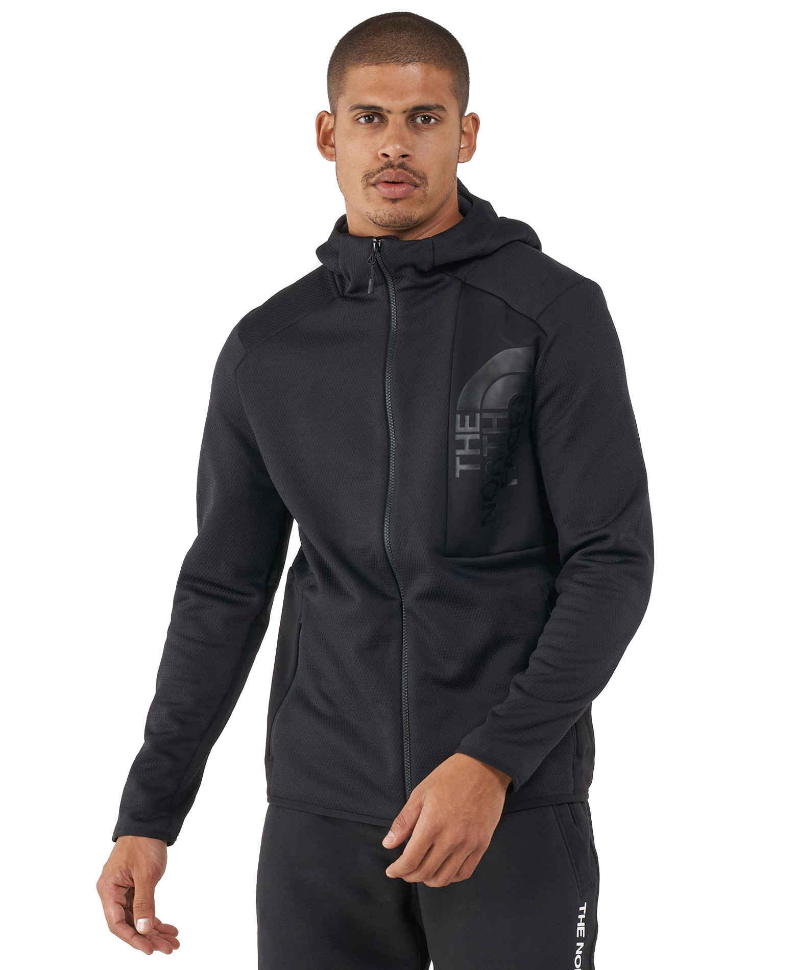 THE NORTH FACE M MERAK HOODIE NFA3YG5KX7-KX7 Μαύρο
