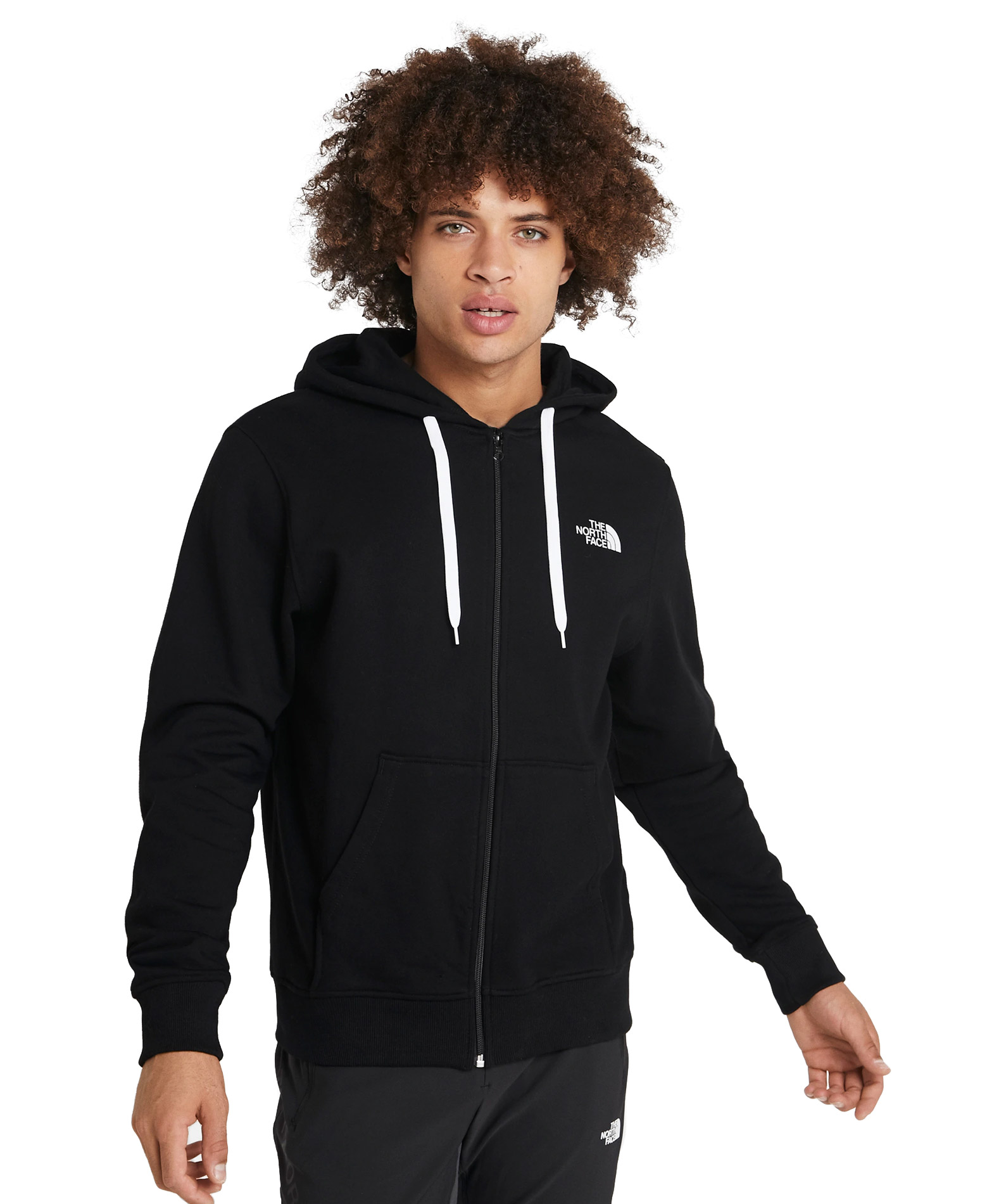 THE NORTH FACE M OPEN GATE FULLZIP HOODIE NFCG46KY4-KY4 Μαύρο