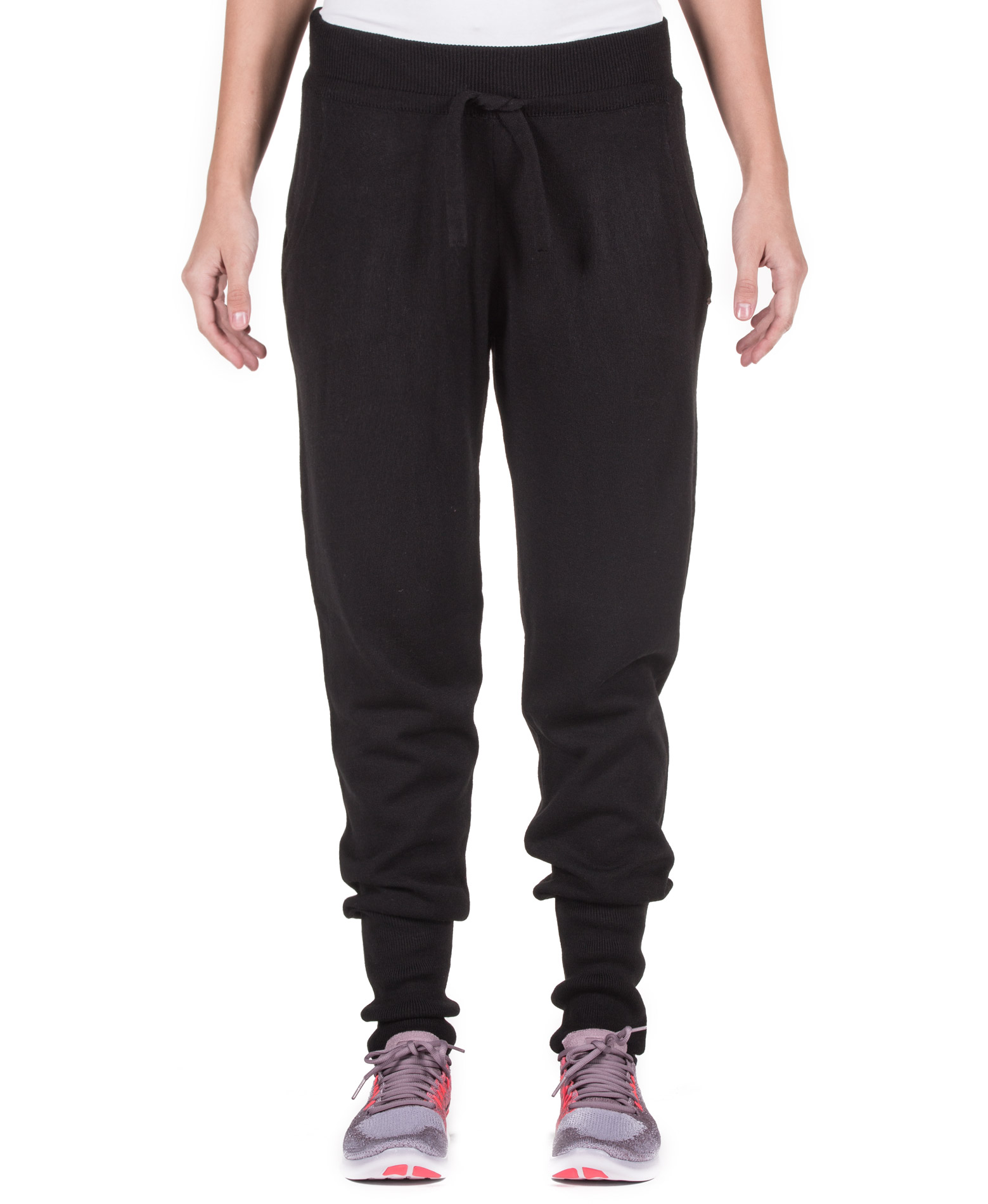 O'NEILL LW KNITTED JOGGER PANTS 7P7712-9010 Μαύρο