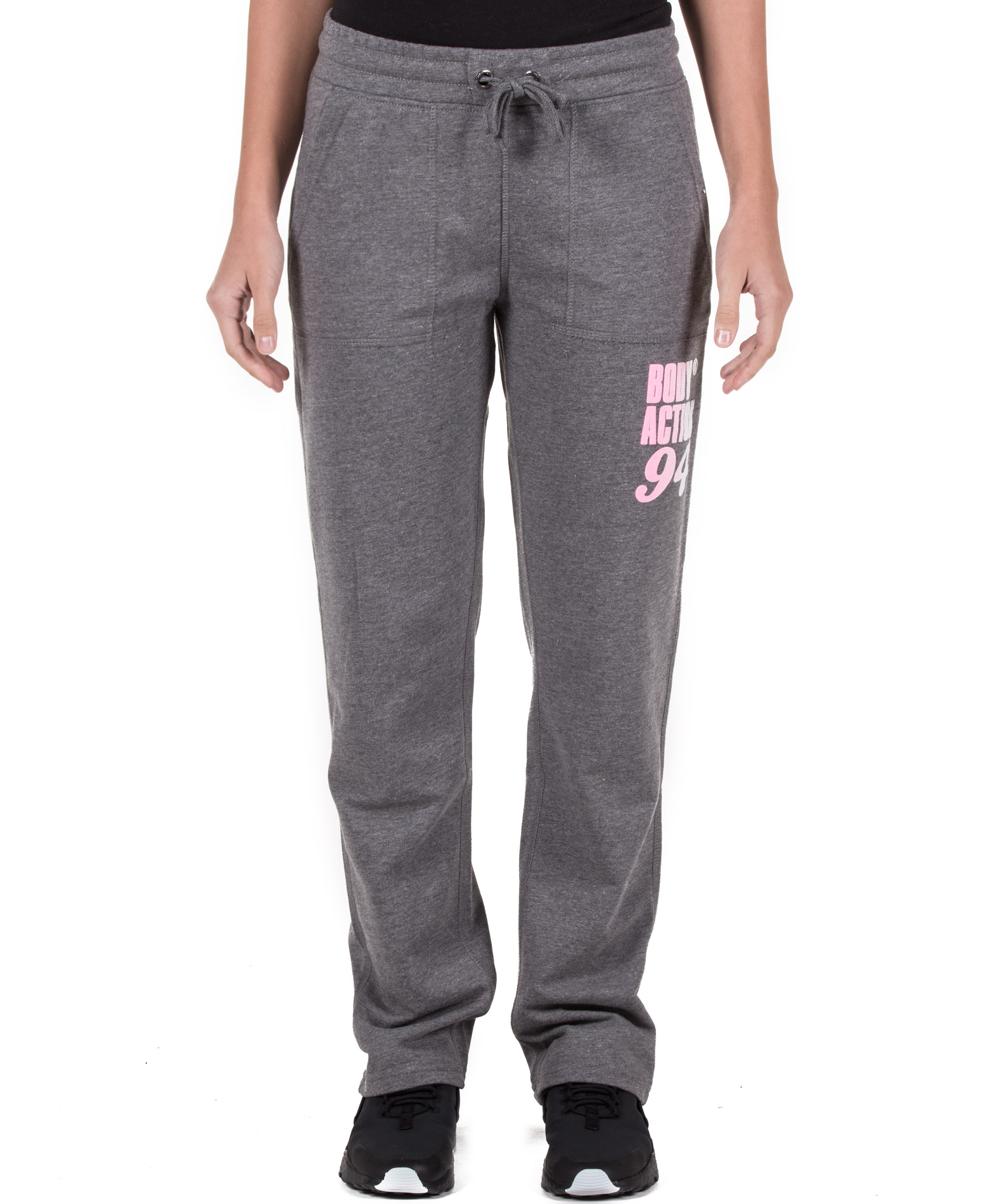 BODY ACTION WOMEN'S SWEATPANTS 021740-01-03Ε Ανθρακί