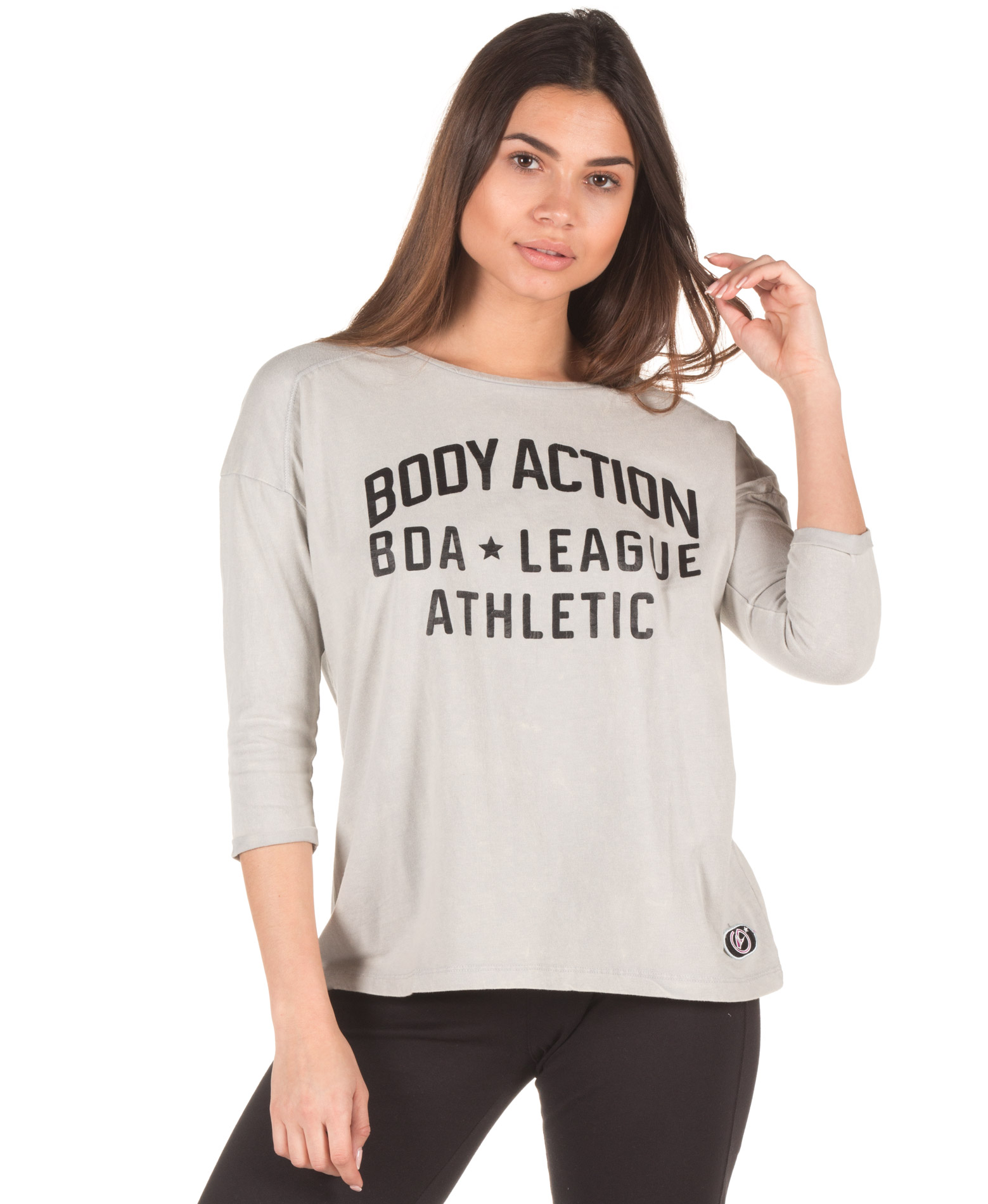 BODY ACTION 061830-01-03A Γκρί