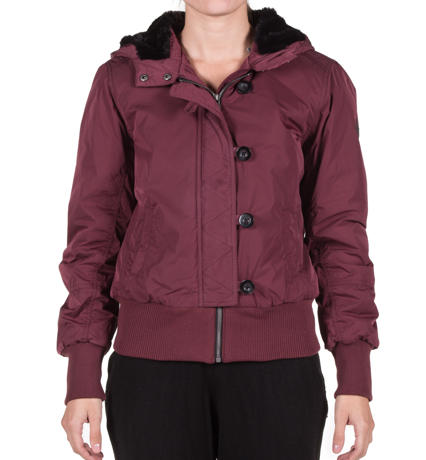 O'NEILL AW RIDGE HIKER JACKET 7P6004-3117 Μπορντό