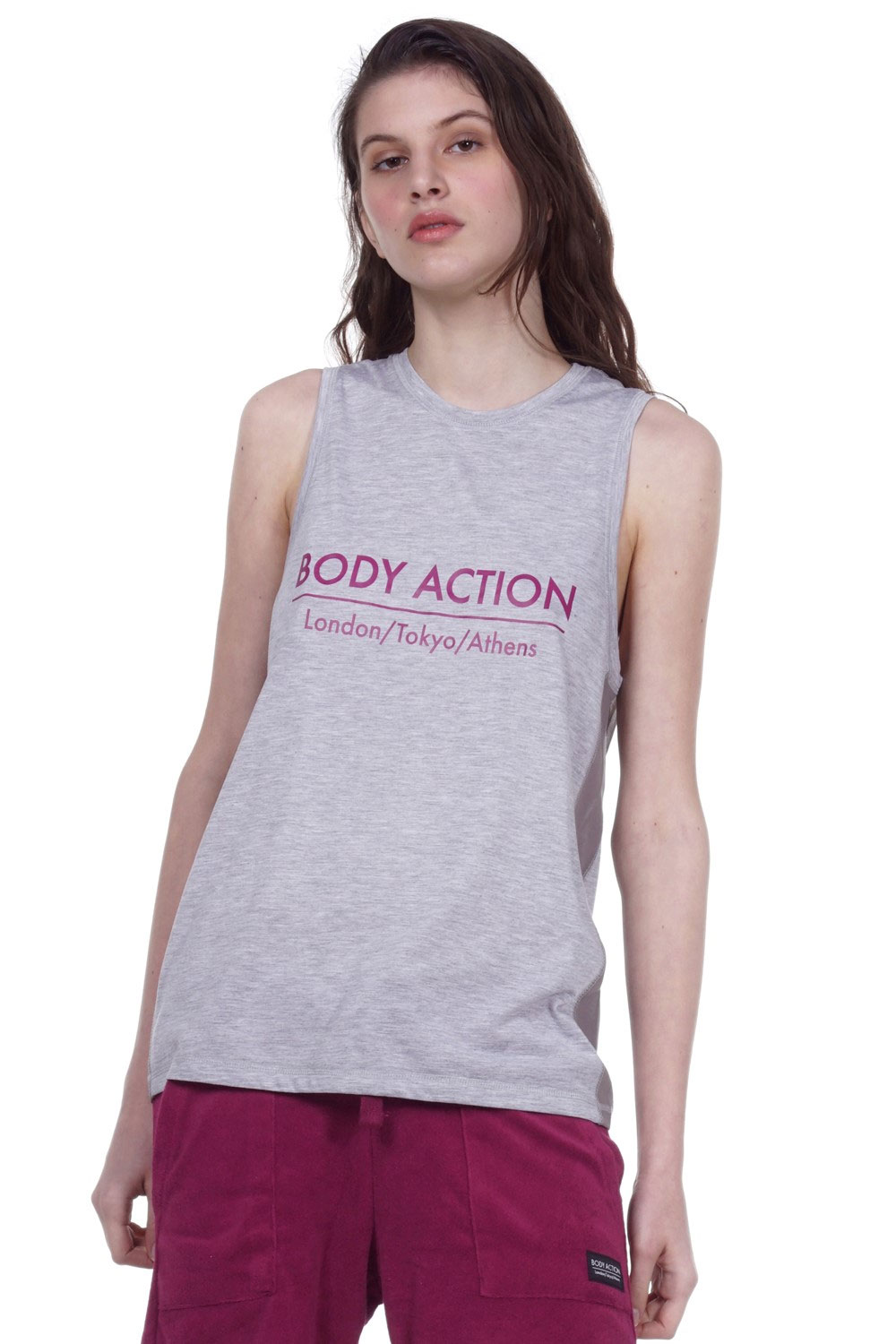BODY ACTION 041005-01-03D Γκρί