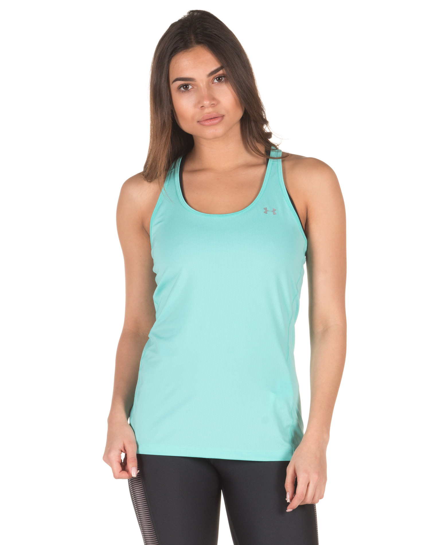 UNDER ARMOUR HG ARMOUR RACER TANK 1271765-425 Βεραμάν