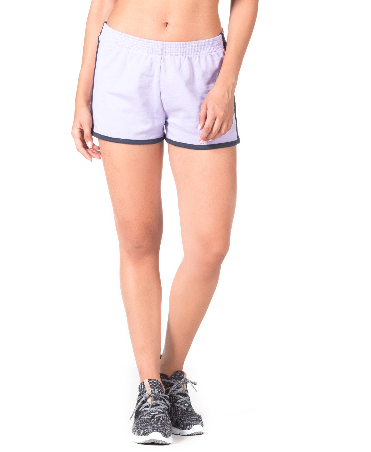 GSA WMN VINTAGE SHORTS GLORY _ HERITAGE 88-2638-PURPLE Μωβ