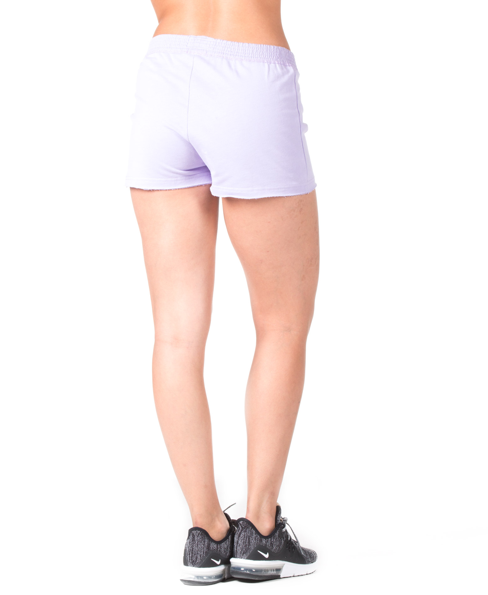 GSA WMN FASHION SHORTS GLORY _ HERITAGE 88-2639-PURPLE Μωβ