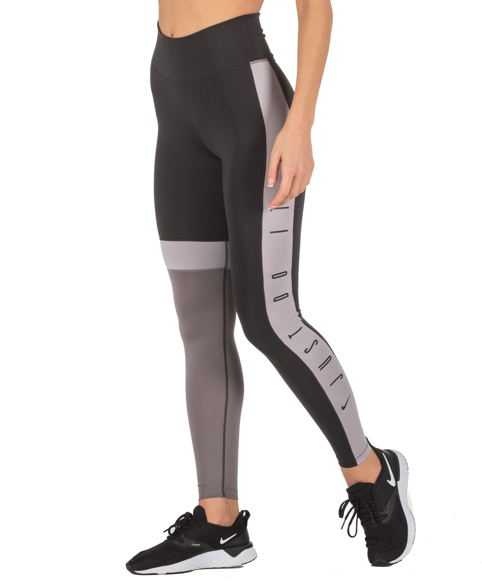 NIKE ONE WOMEN'S 7/8 TIGHTS BV5725-010 Μαύρο