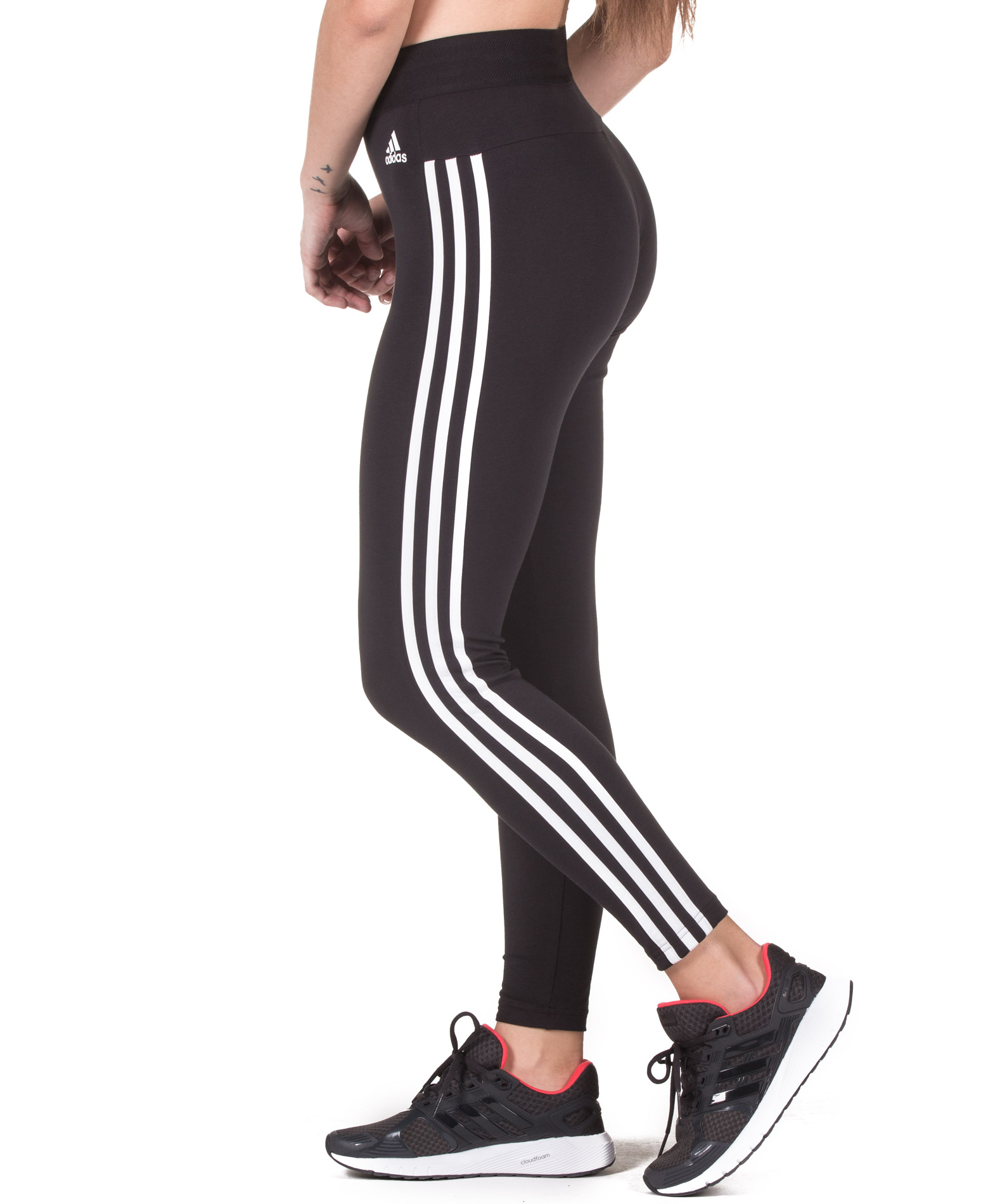 adidas Performance ESS 3S TIGHT BS4820 Μαύρο