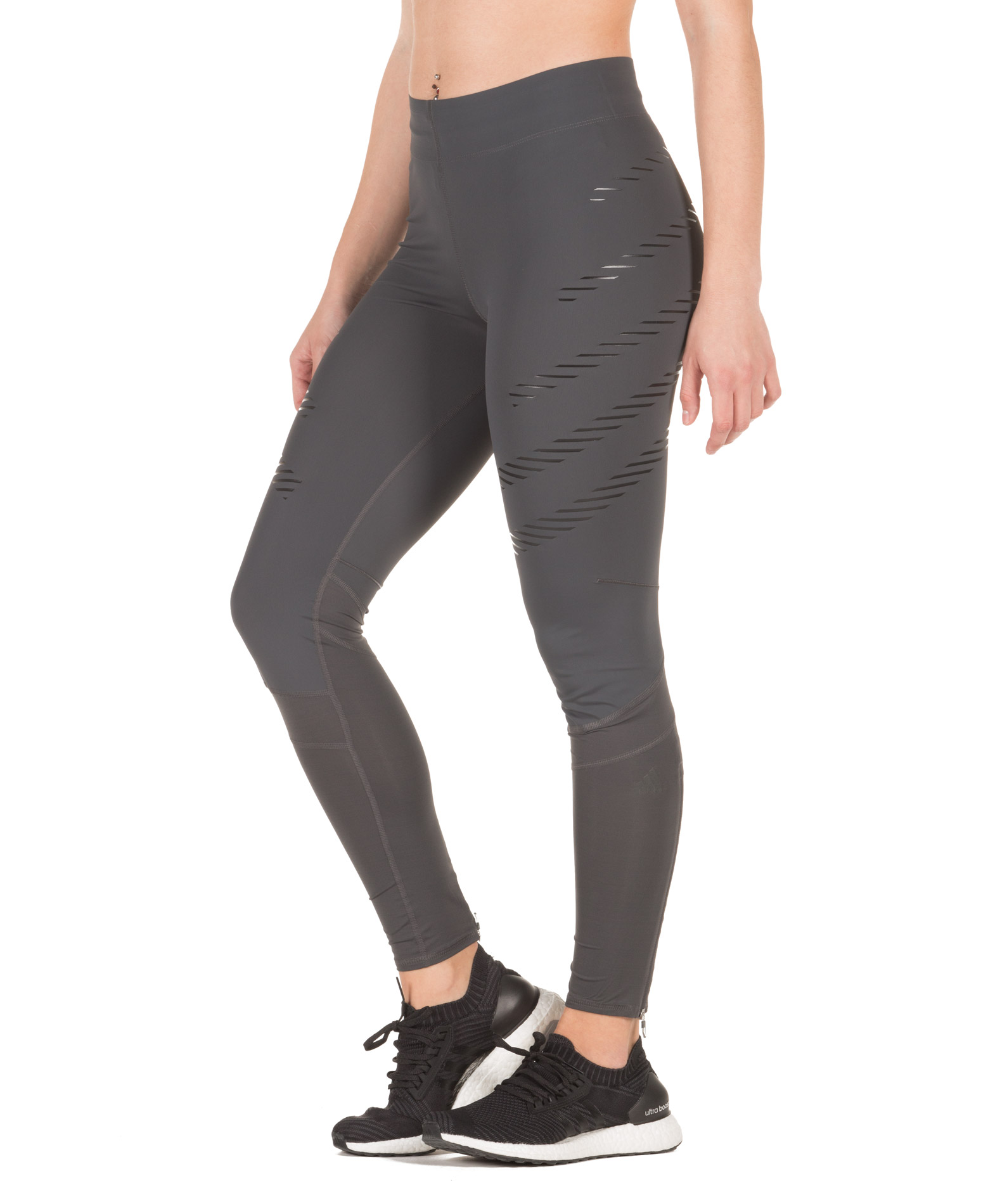 adidas Performance HOW WE DO TIGHT DP3958 Ανθρακί