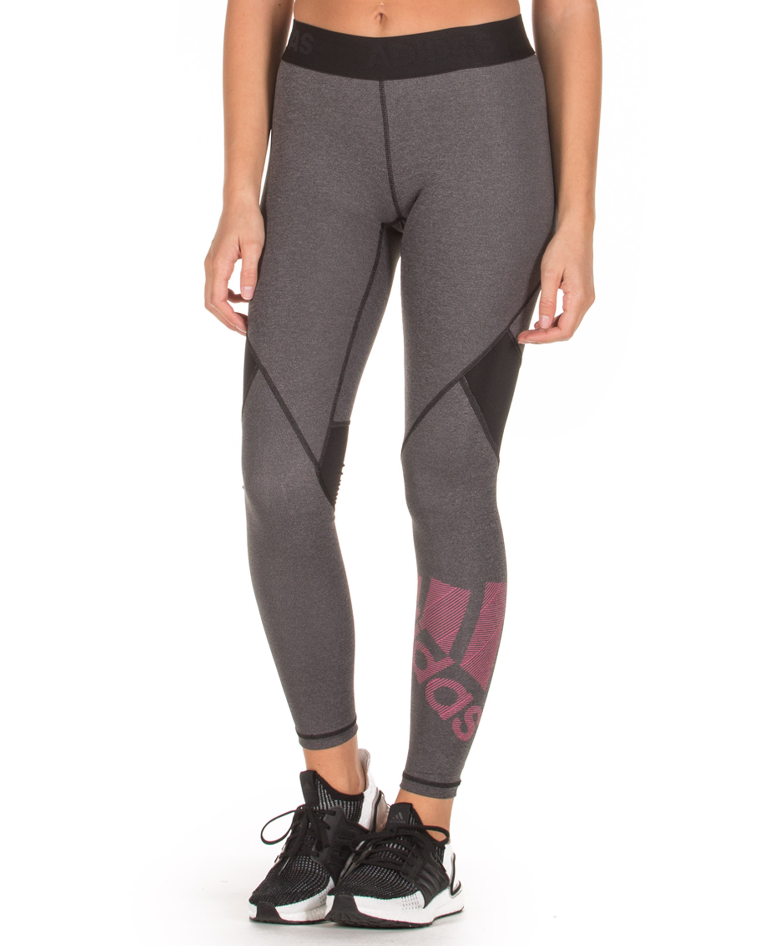 adidas Performance ASK L BOS TIGHT FH8022 Μαύρο