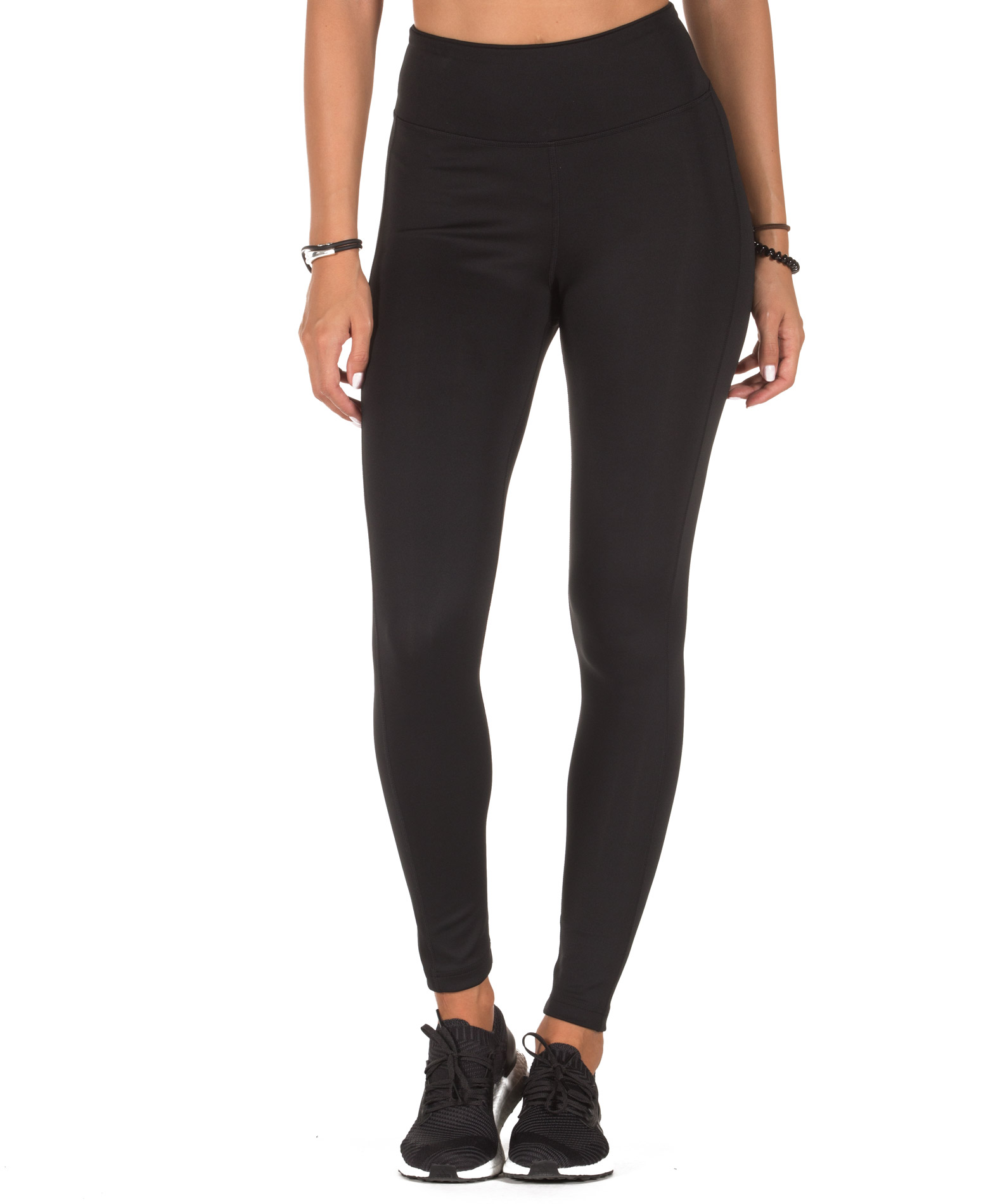 Reebok Sport WOR PP HR TIGHT CE1248 Μαύρο