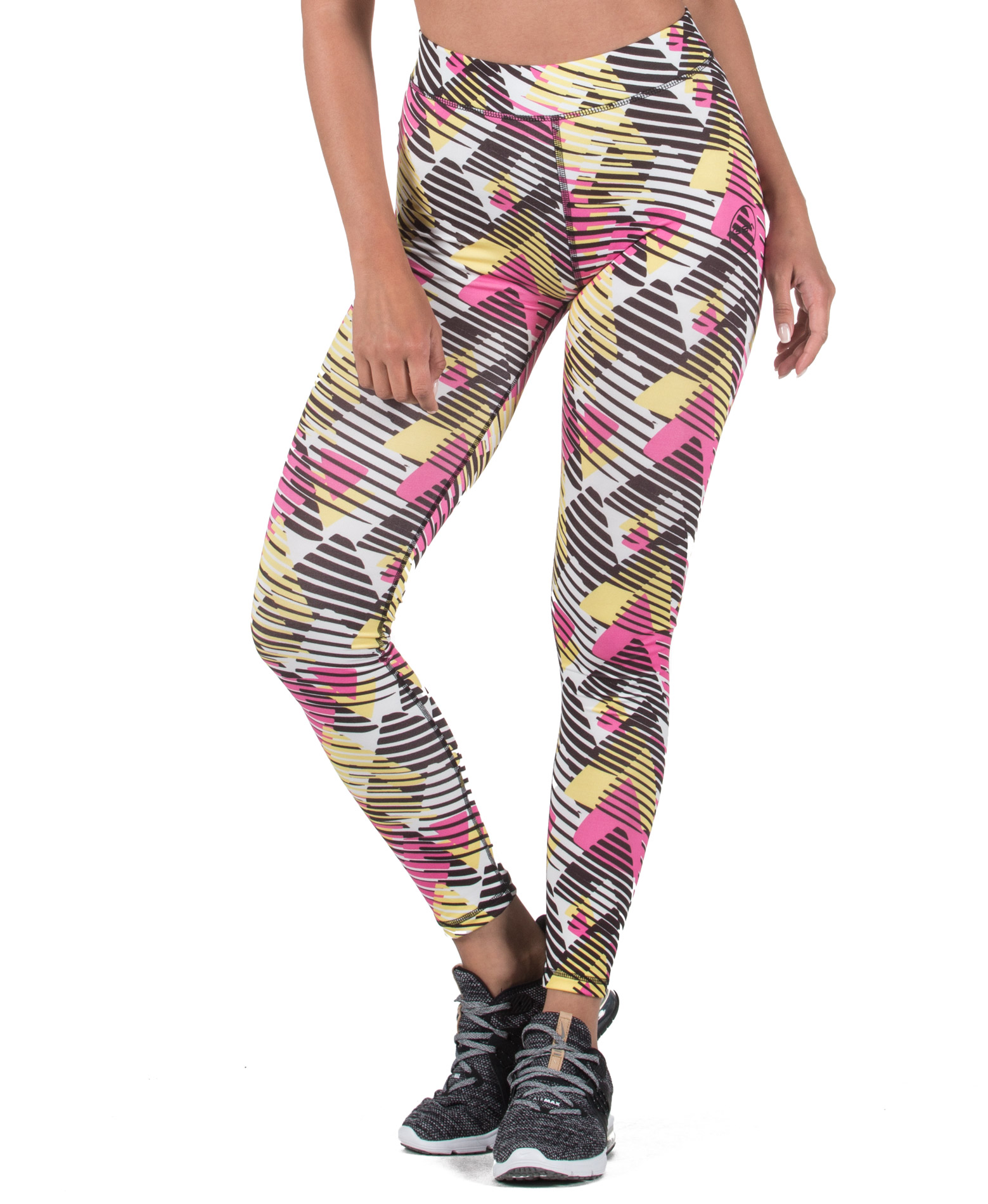 GSA HYDRO+ UP_FIT LEGGINGS 17-28077-TYPE 04 ΠΟΛΥΧΡΩΜΟ