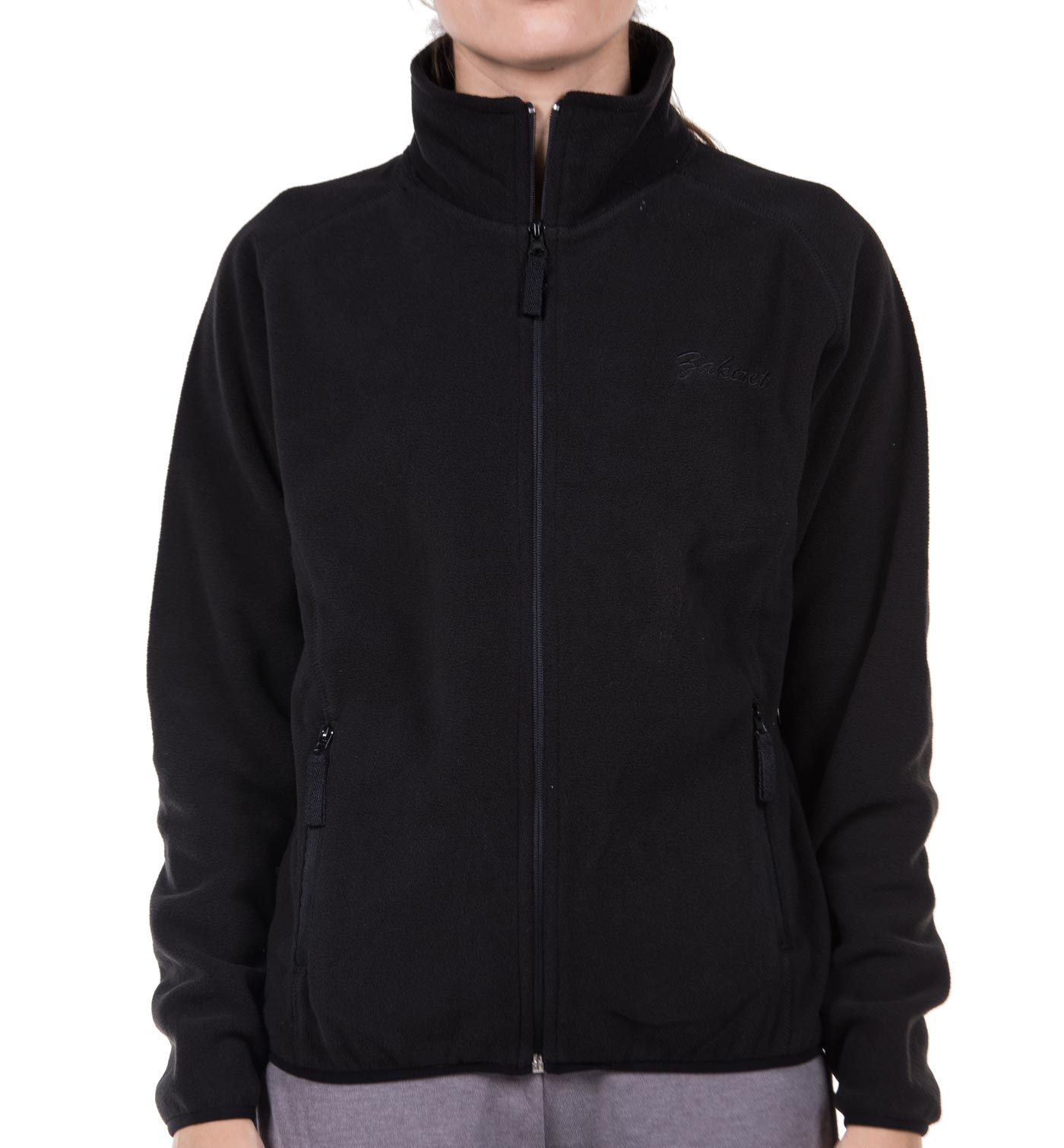 ZAKETA ZAKCRET LISA FLEECE 15-22200704 Μαύρο