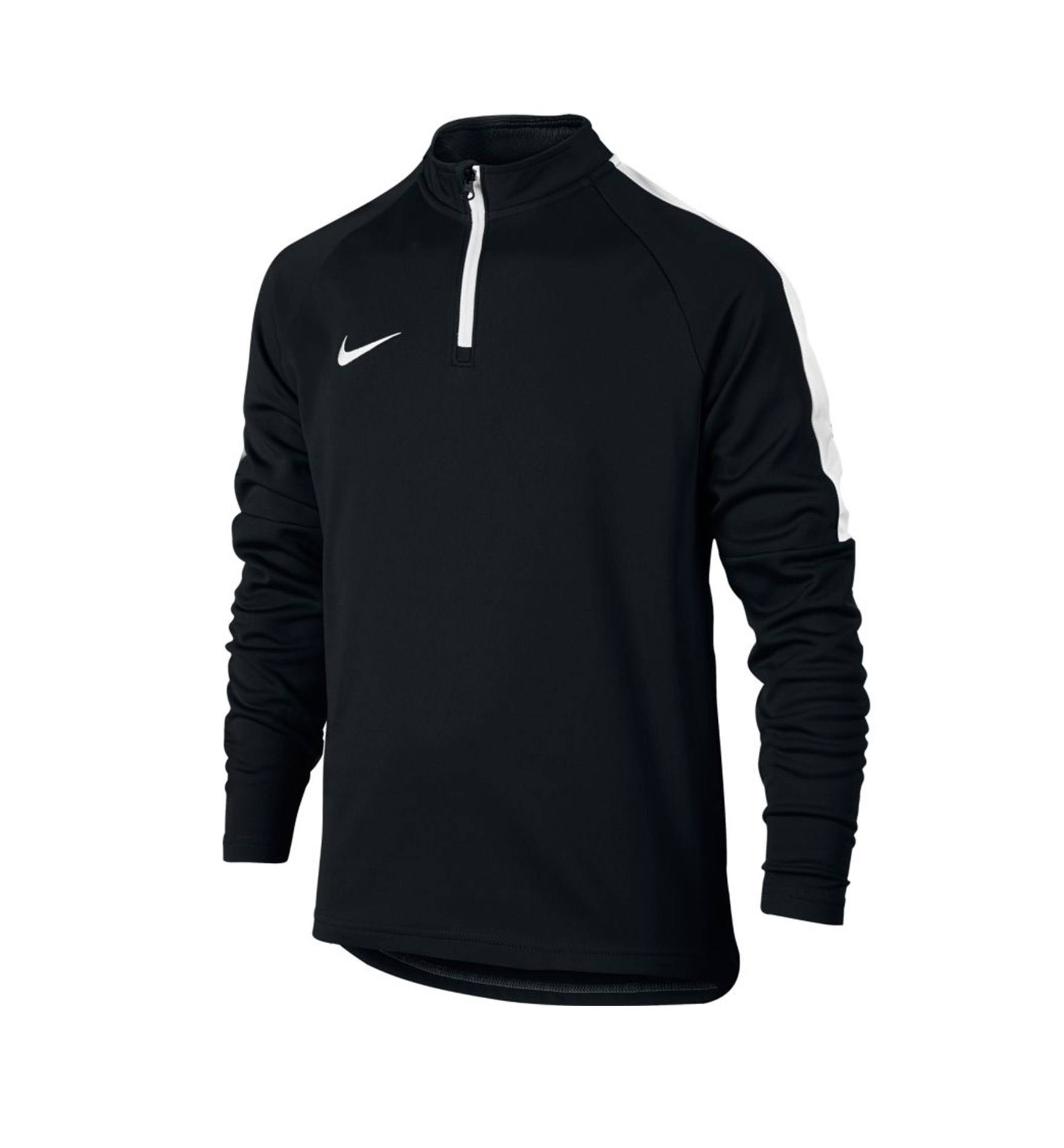 NIKE DRY FOOTBALL DRILL TOP 839358-010 Μαύρο