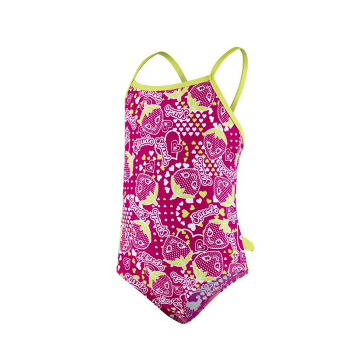 SPEEDO STARFIZZ ESSENTIAL FRILL 1 PIECE 8-07972B845 Φούξια bebe   ενδύματα   μαγιό