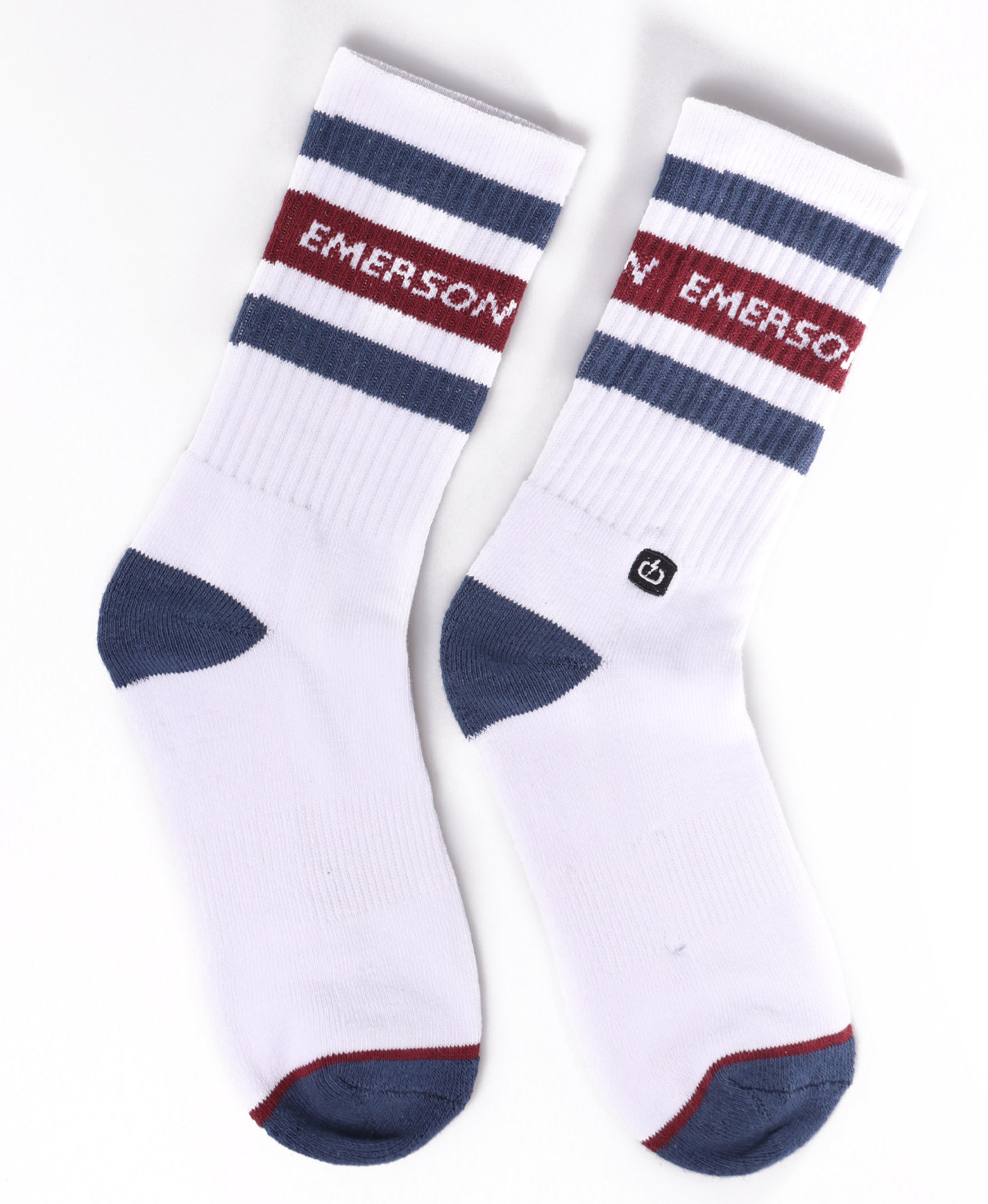 EMERSON 202.EU08.05P-WHITE/BLUE/RED Λευκό