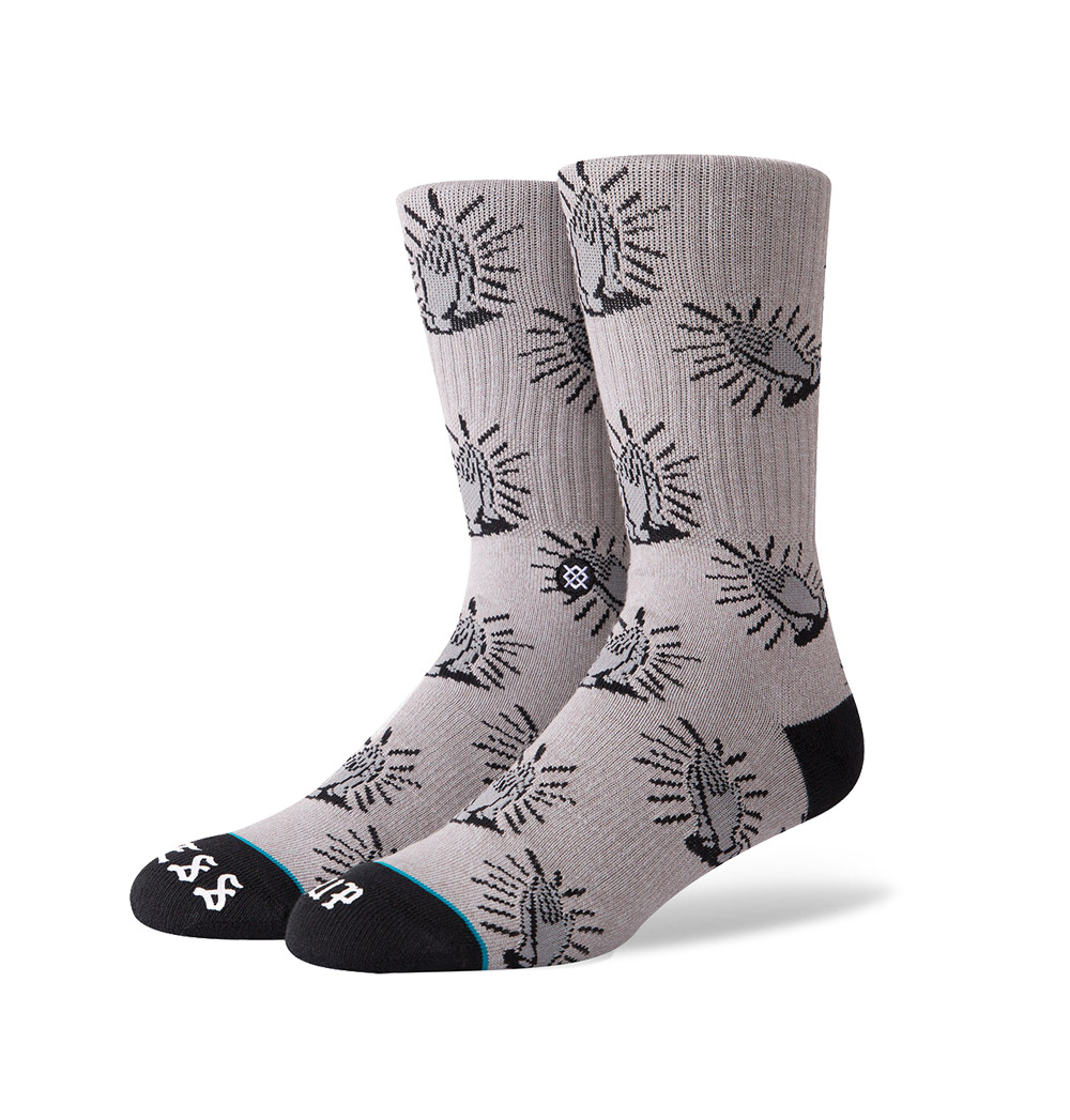 STANCE BLESS UP 62418FO017 M556C18BLU-GRY Γκρί