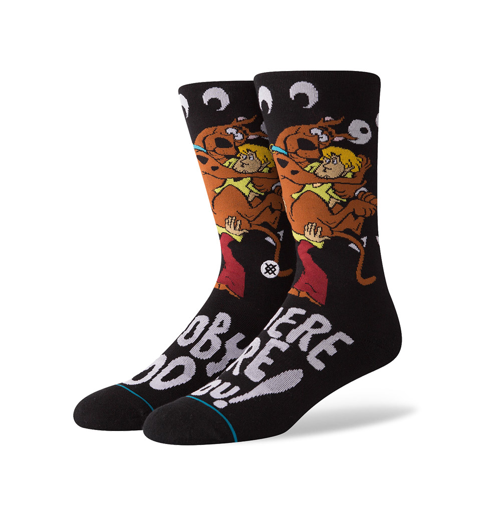 STANCE WHERE ARE YOU 62418FO006S M545C18WAU-BLK Μαύρο