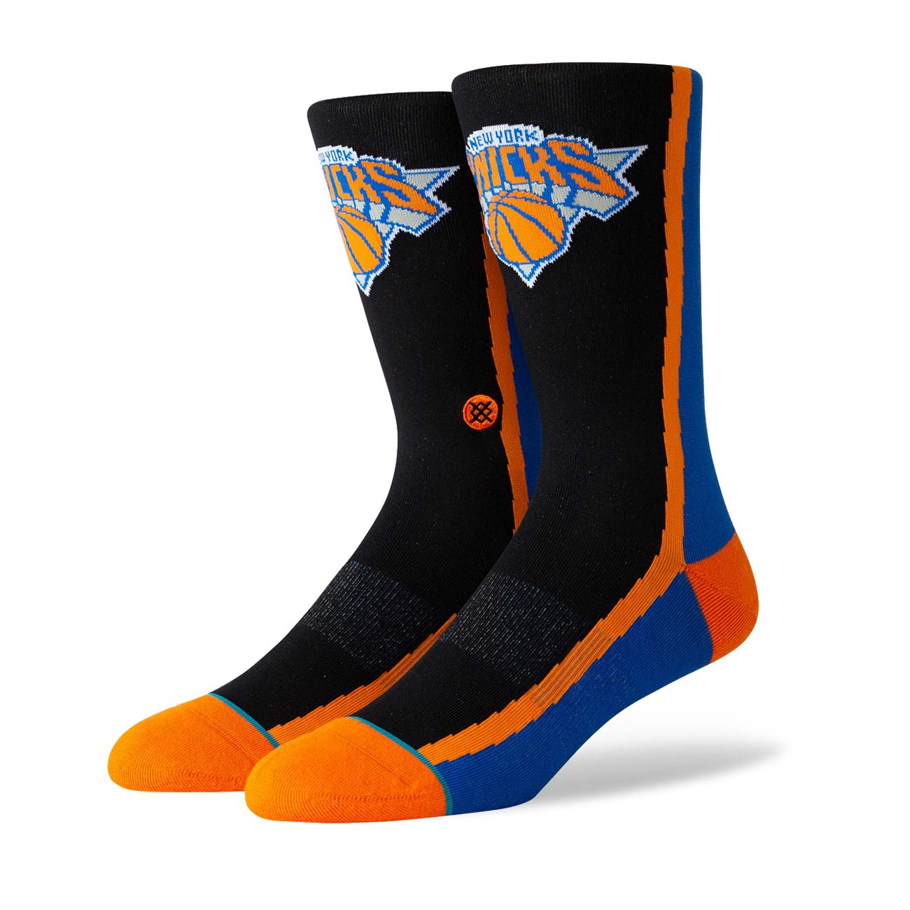 STANCE KNICKS HWC WARMUP M545B19KNI-BLUE Μπλε