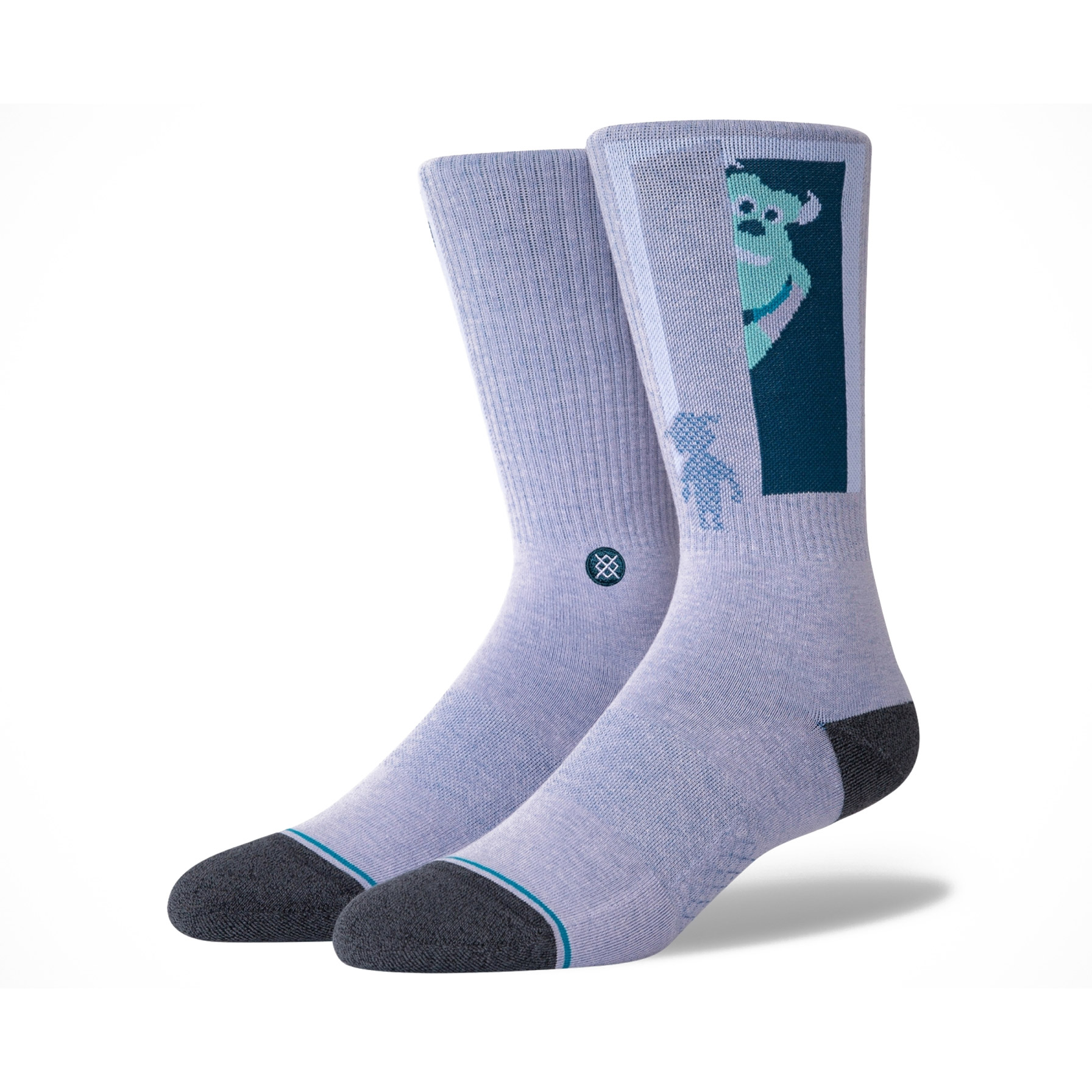 STANCE SULLY AND BOO A546A20SUL-PUR Μωβ