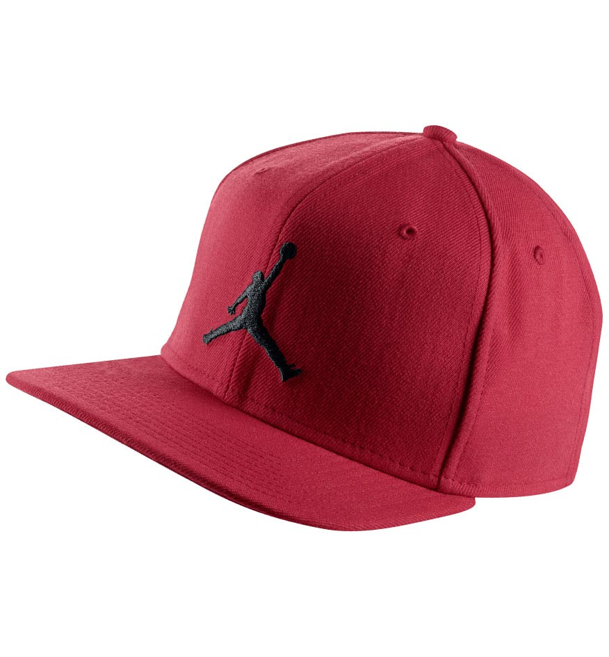 JORDAN JUMPMAN FITTED 619359-695 Κόκκινο