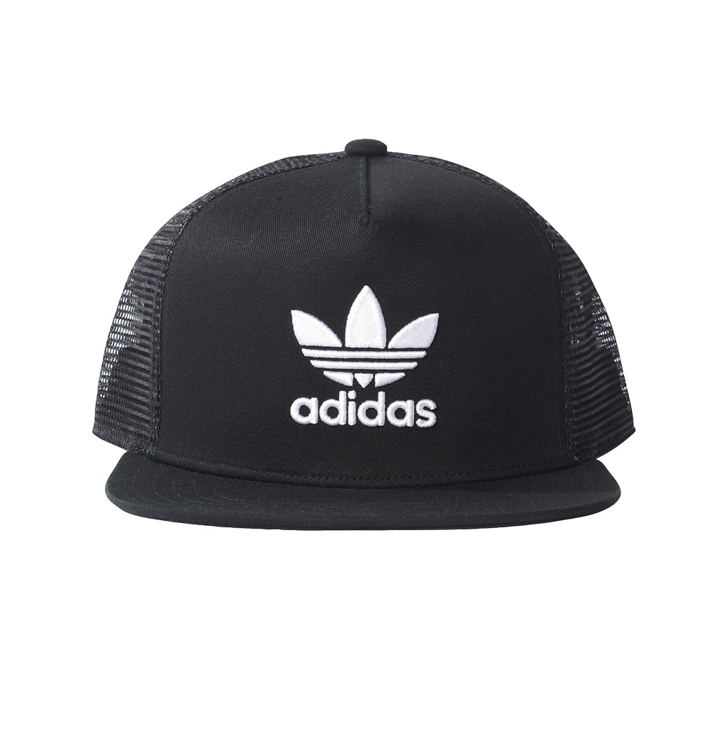 adidas Originals TREFOIL TRUCKER BK7308 Μαύρο