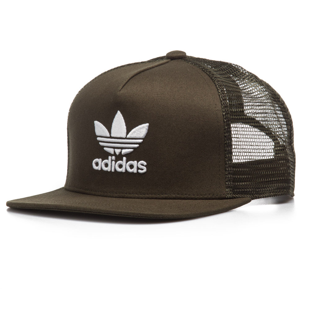 adidas Originals TREFOIL TRUCKER CD6981 Χακί