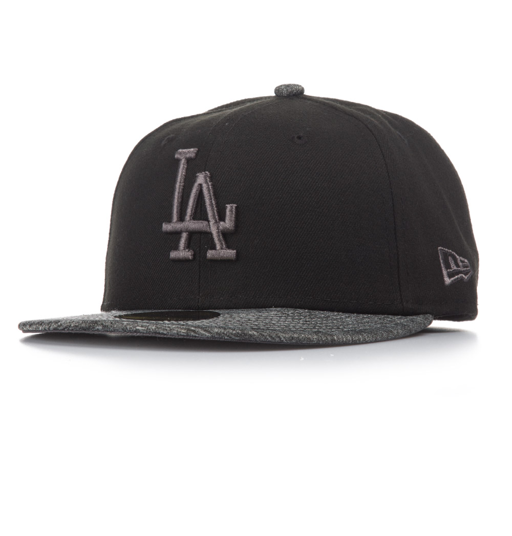 NEW ERA LOS ANGELES DODGERS 80524722 Μαύρο