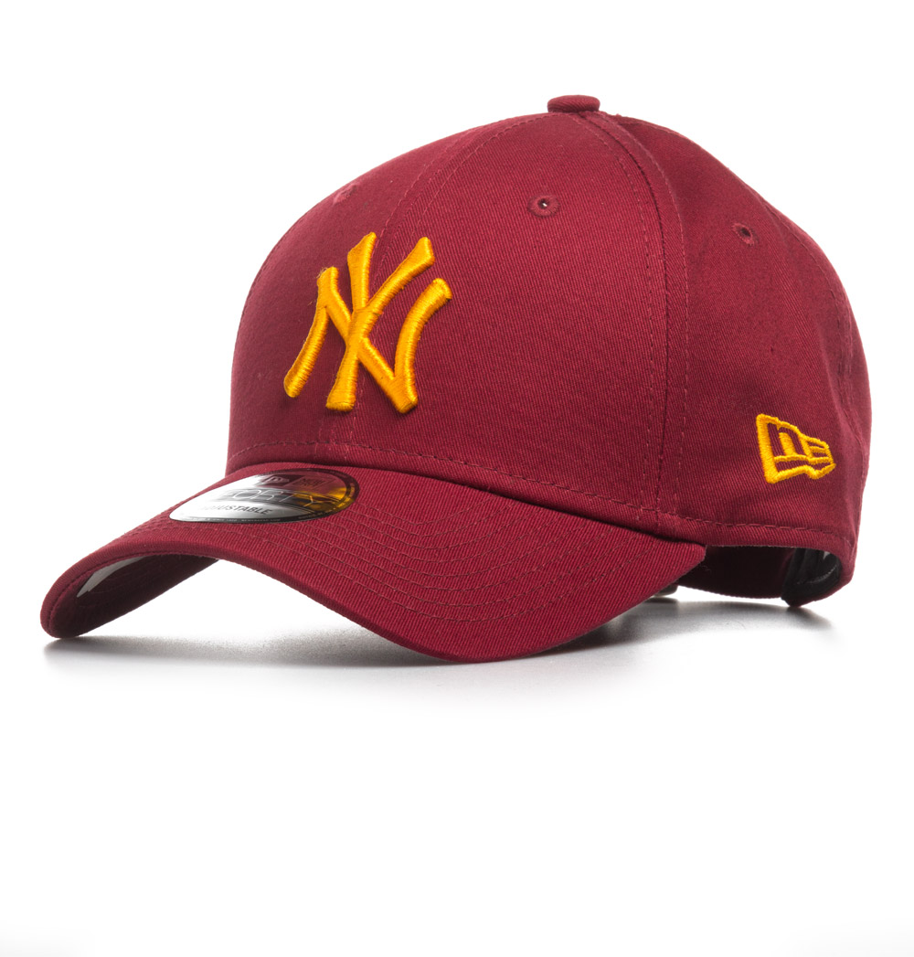NEW ERA NEW YORK YANKEES 80536629 Μπορντό
