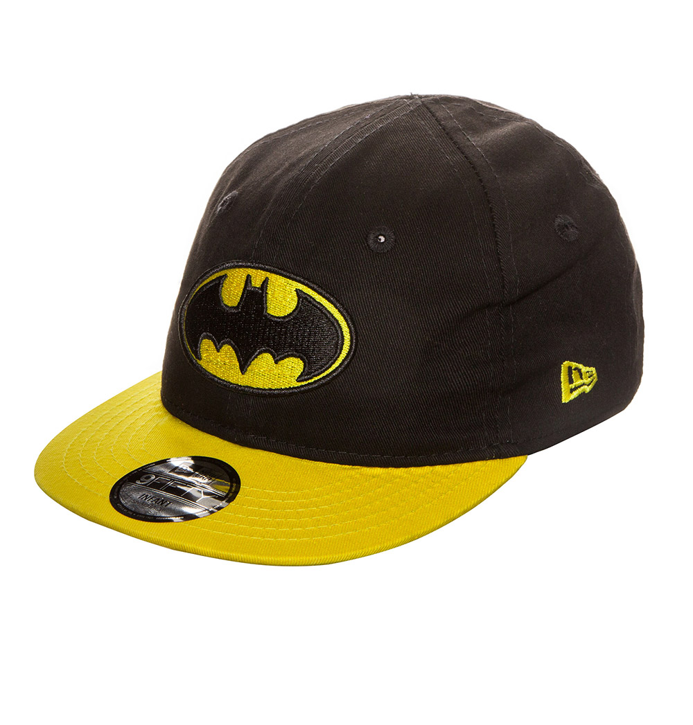 NEW ERA HERO ESSENTIAL SNAP BATMAN 80468889 Μαύρο