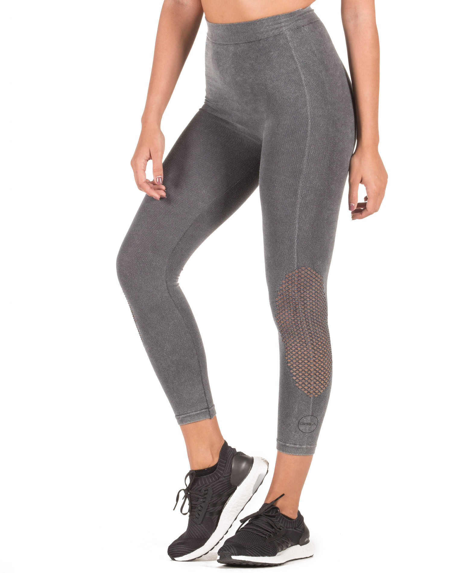 GSA HYDRO SEAMLESS LEGGINGS 17-28129-06 CHARCOAL Ανθρακί